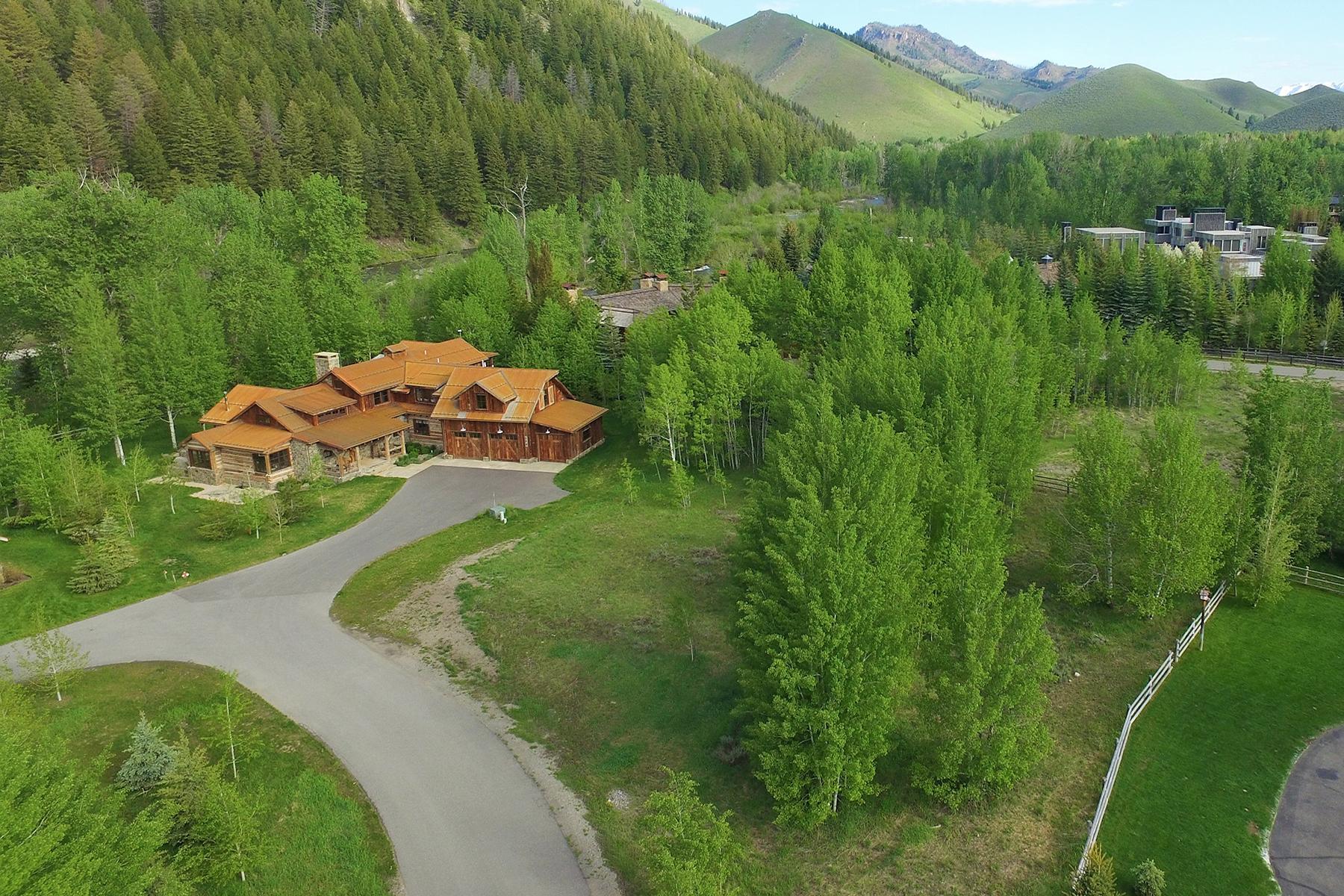 Land for Sale at Rocking Ranch 104 Wood River Dr N Lot 5 Ketchum, Idaho 83340 United States
