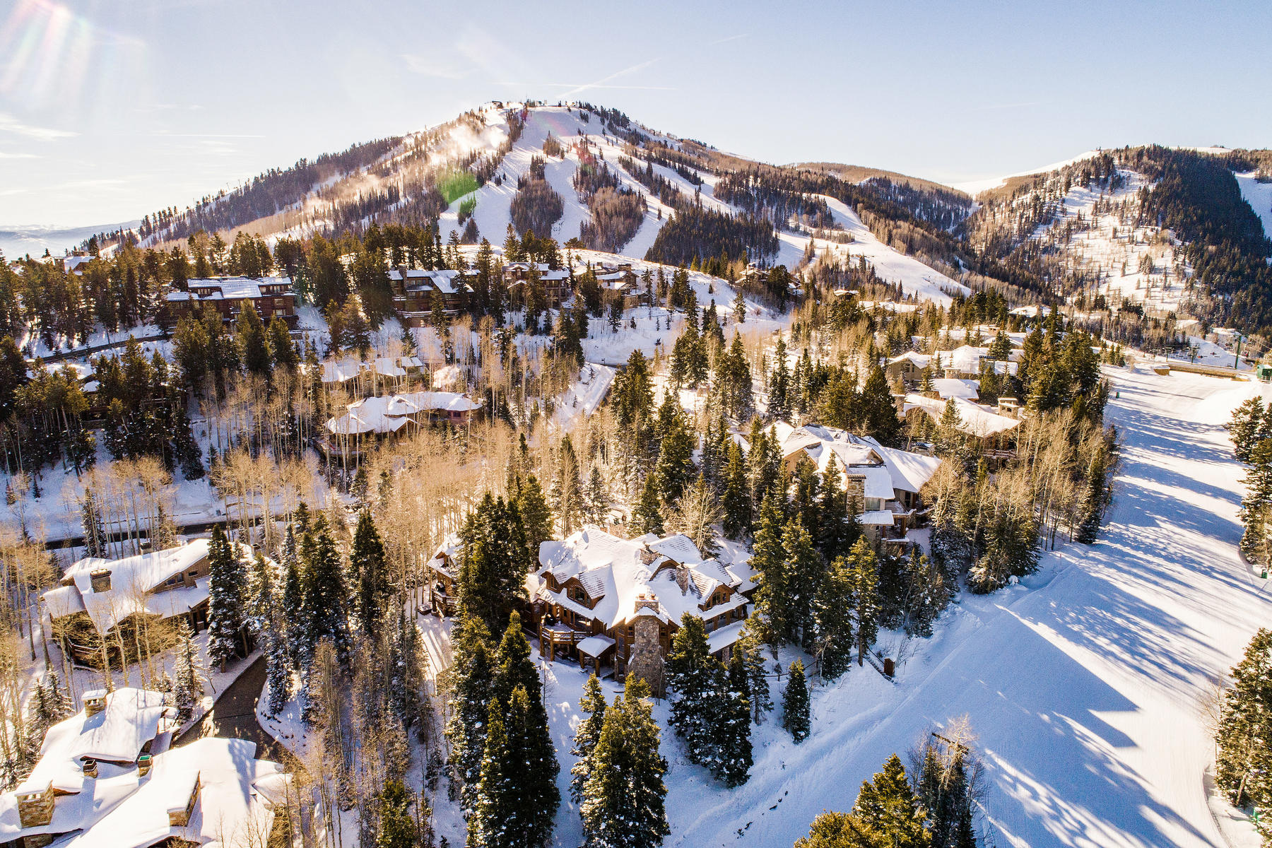 Single Family Homes for Active at Gated Ski Estate Located Slope-side at Deer Valley Resort 7885 Bald Eagle Dr Park City, Utah 84060 United States