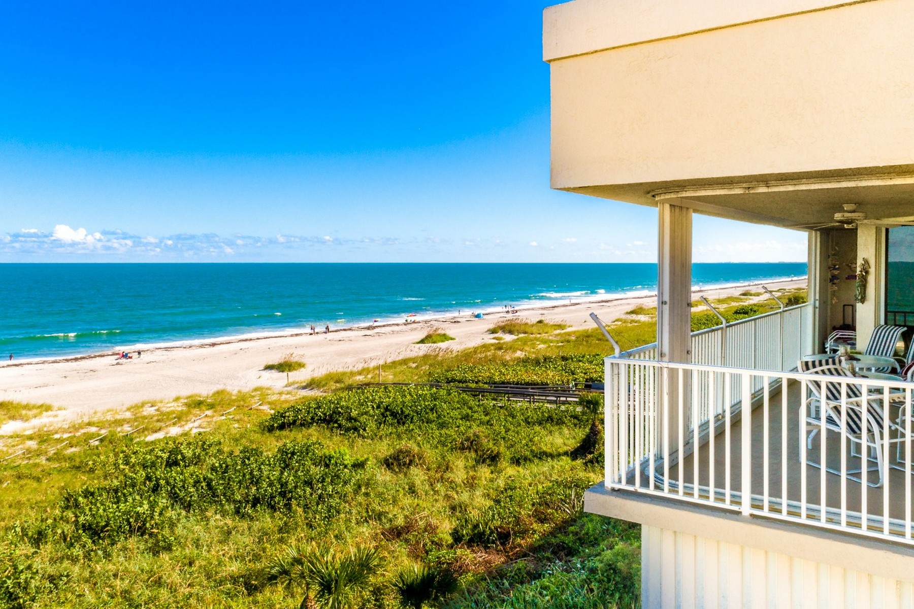 Property for Sale at Oceanfront Penthouse in Sand Dunes 425 Buchanan Avenue #502 Cape Canaveral, Florida 32920 United States