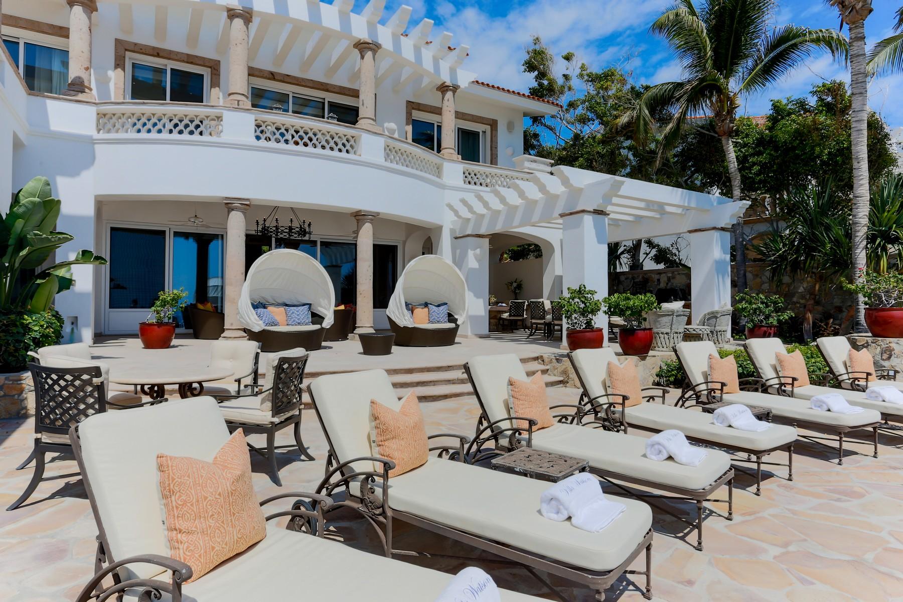 Additional photo for property listing at Villa de La Playa Palmilla Ocean Side Villas del Mar San Jose Del Cabo, Baja California Sur 23522 Mexico