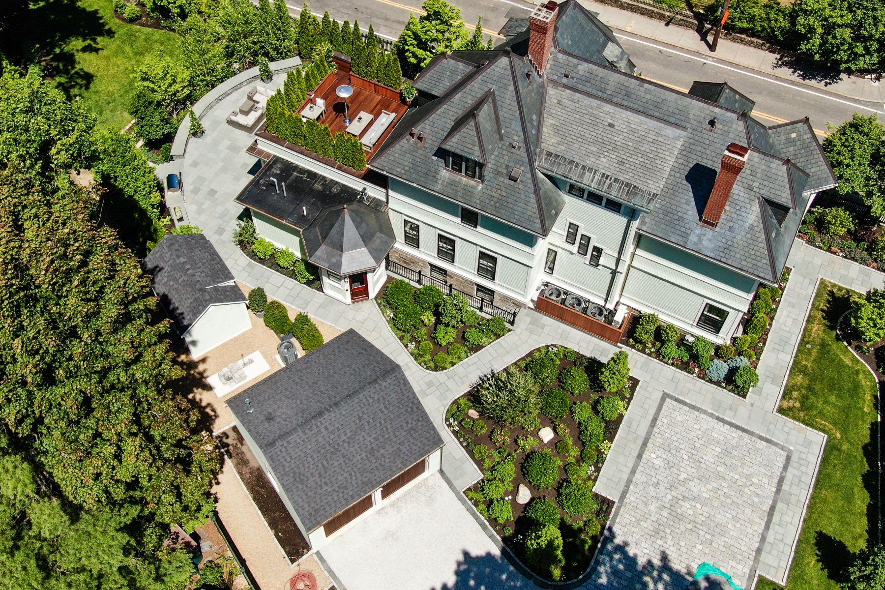 Single Family Homes για την Πώληση στο Brookline, Μασαχουσετη 02445 Ηνωμένες Πολιτείες