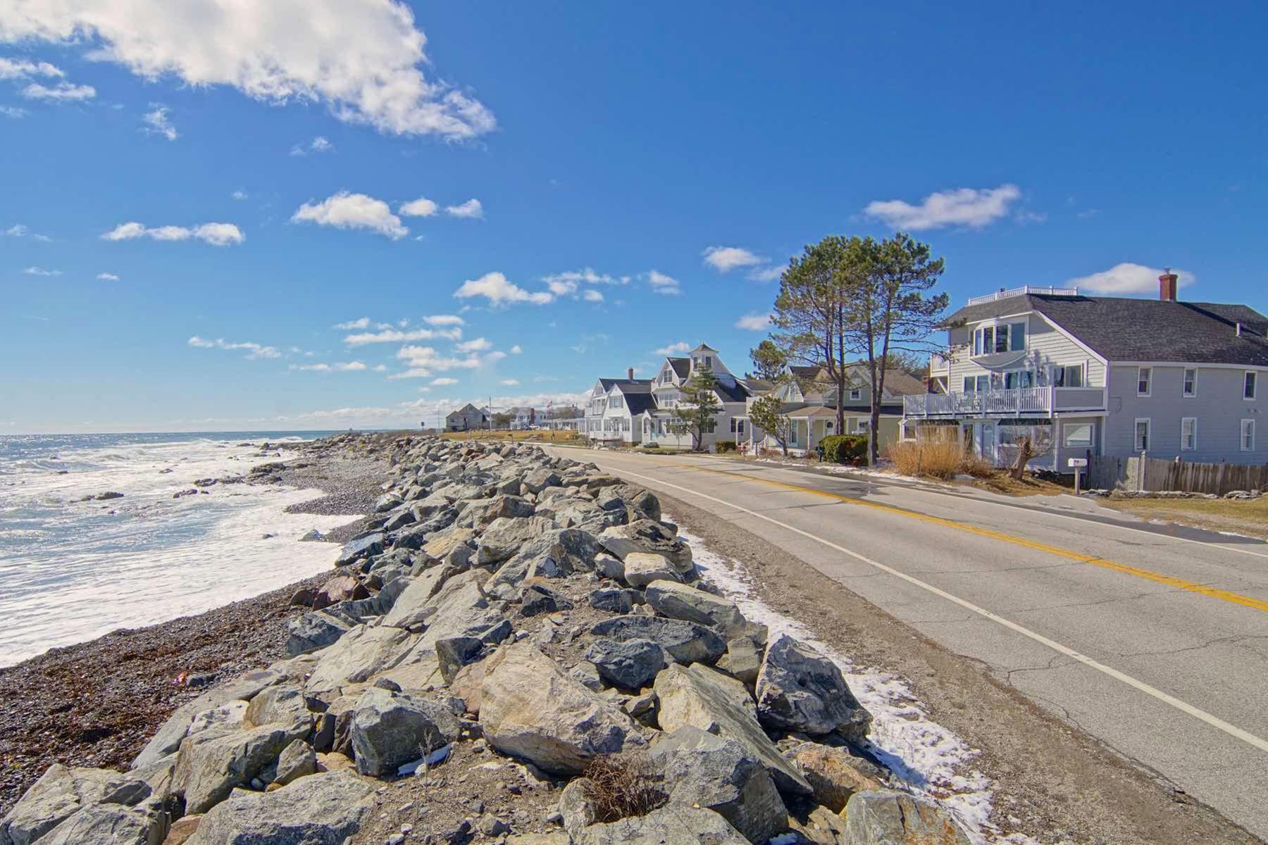 Multi-Family Homes 为 销售 在 Dreams Really Do Come True 1359 Ocean Boulevard 拉伊, 新罕布什尔州 03870 美国