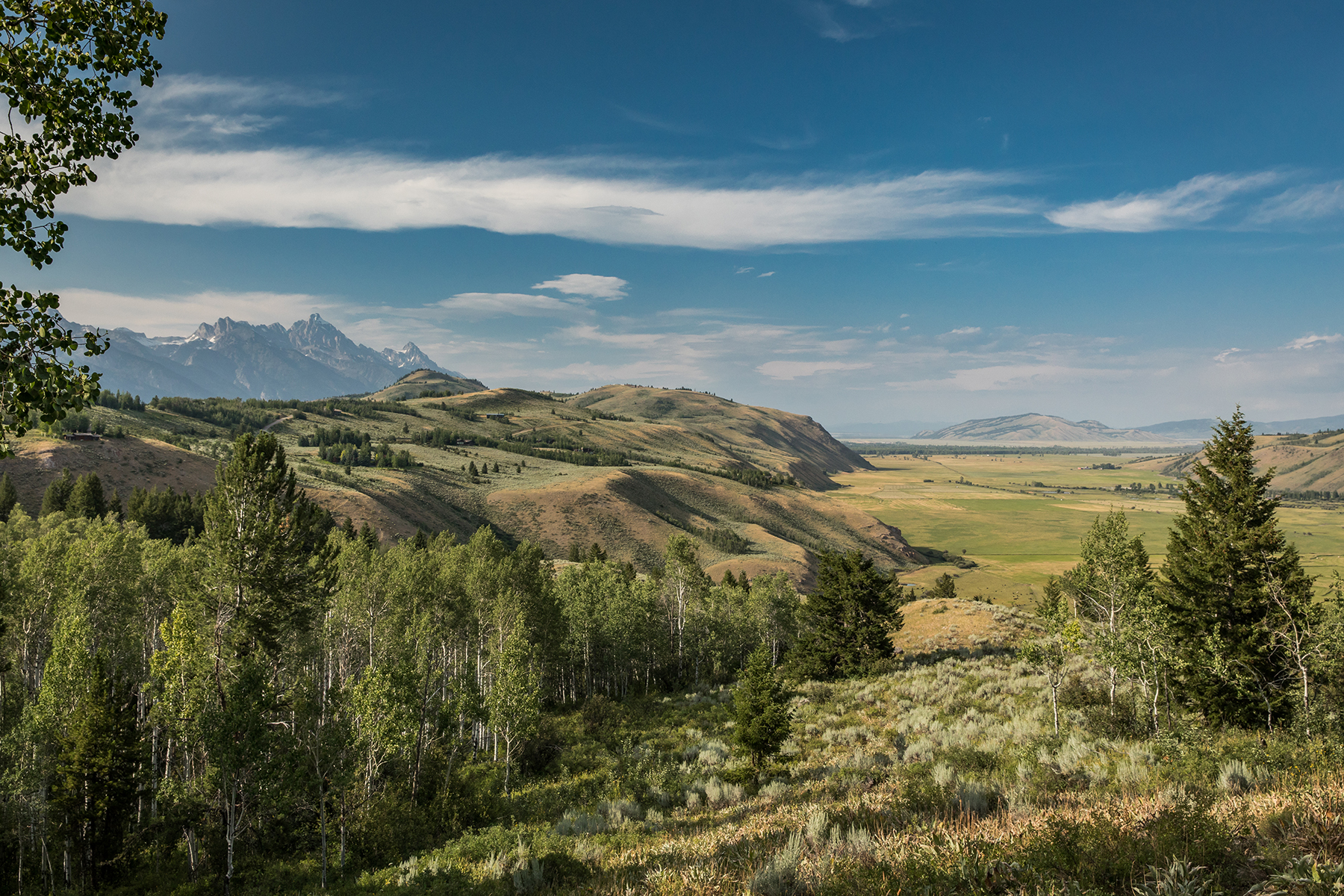 Land for Sale at Vogel Hill - Ranch 5 700 Red Tail Butte Road Jackson, Wyoming 83001 United States