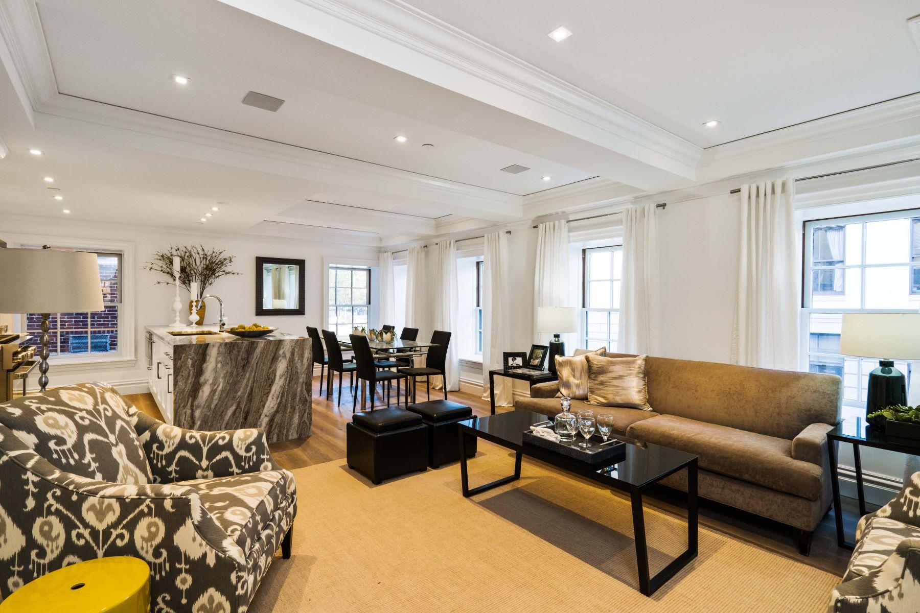 Condominium for Sale at 32 Derne Street - Unit 3C 32 Derne Street Unit 3C Boston, Massachusetts 02114 United States