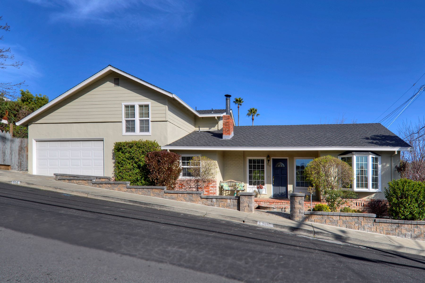 Single Family Homes for Sale at Warm and Welcoming Meets Style and Comfort 510 De Anza Avenue San Carlos, California 94070 United States