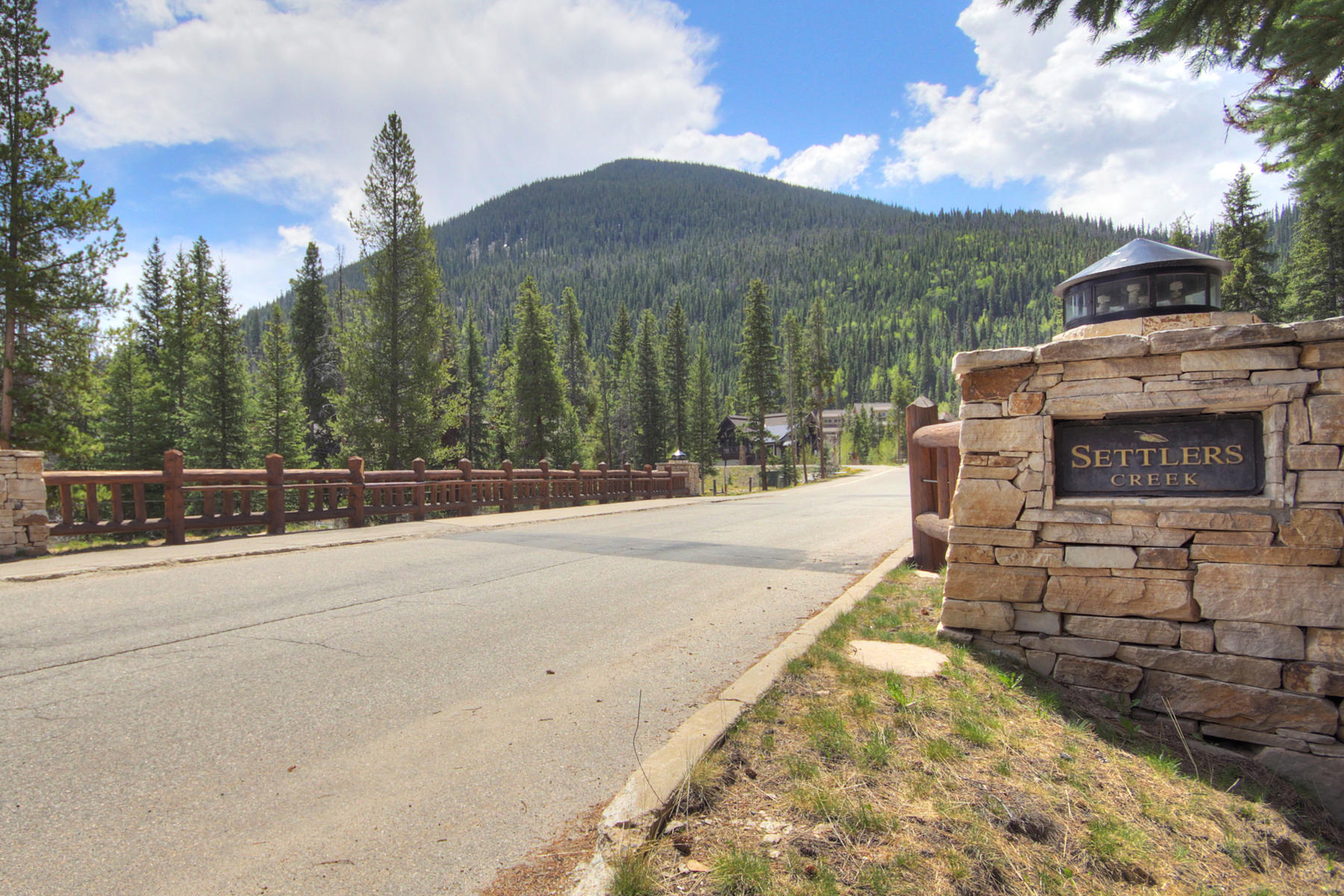 Terreno por un Venta en Lot 11 Estates at Settler's Creek 82 Wolf Rock Road (Lot 11), Keystone, Colorado 80435 Estados Unidos