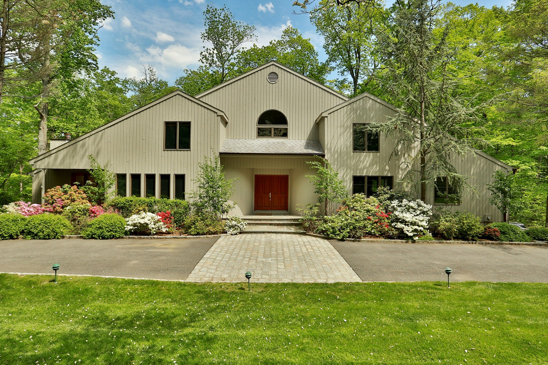 Vivienda unifamiliar por un Venta en Exciting Contemporary 20 Davis Drive Armonk, Nueva York 10504 Estados Unidos