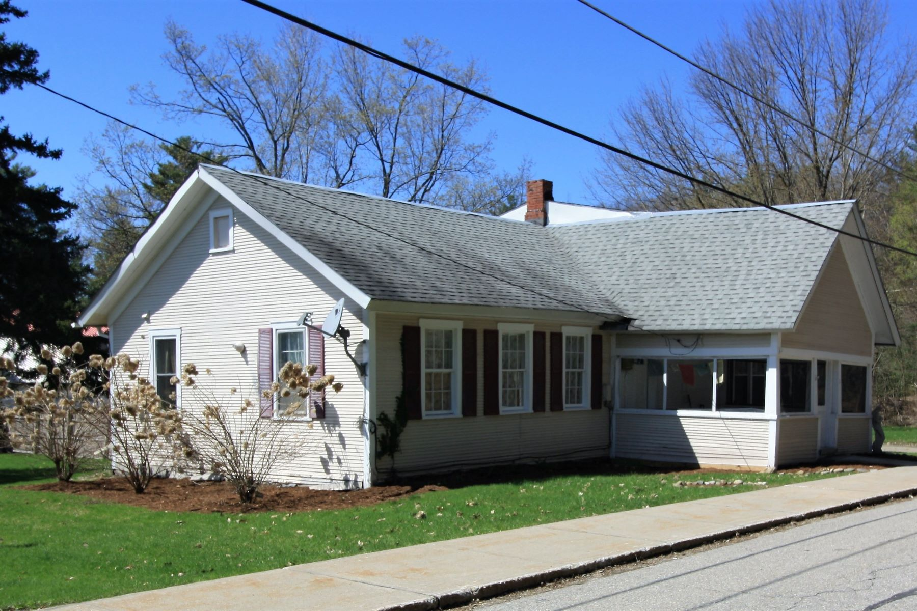 Multi-Family Homes for Sale at Updated Two Family Home 1 Piper Rd Middlebury, Vermont 05740 United States
