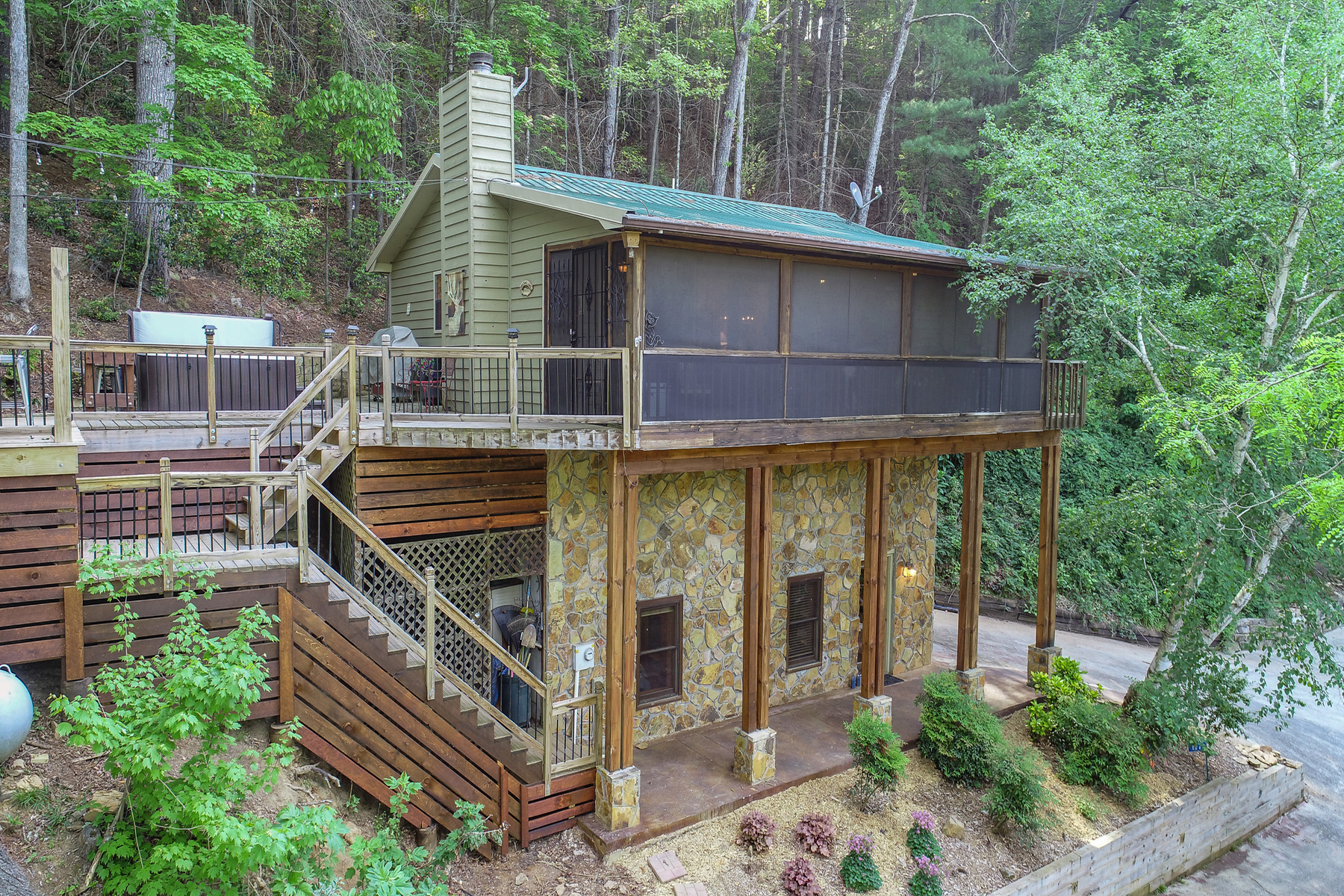 Single Family Home for Sale at Blue Ridge Lake Front 117 Tilley Ridge Road Blue Ridge, Georgia 30513 United States