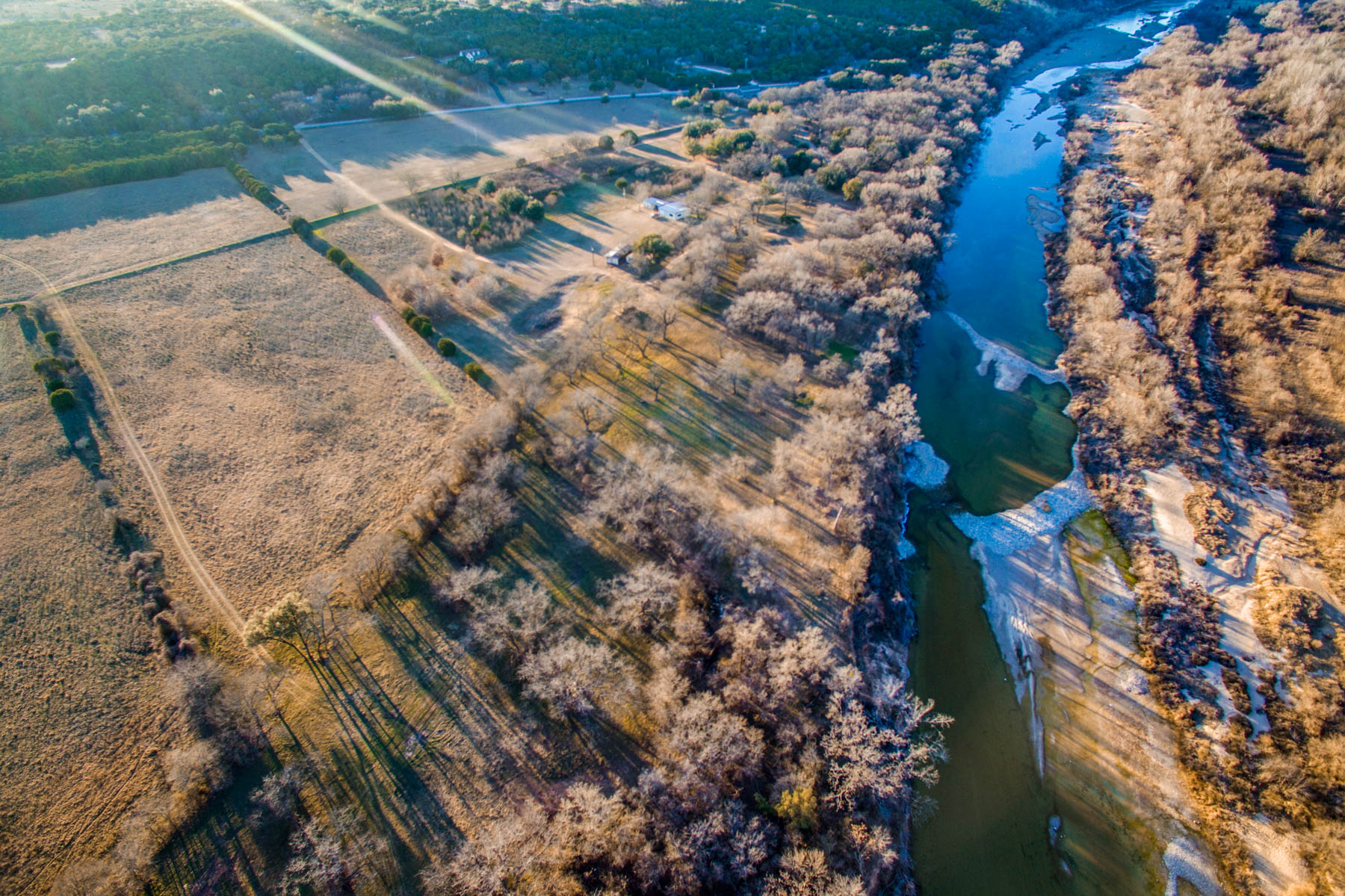 Land for Sale at Forty Five Brazos Ranch 2836 CR 304 Rainbow, Texas 76077 United States
