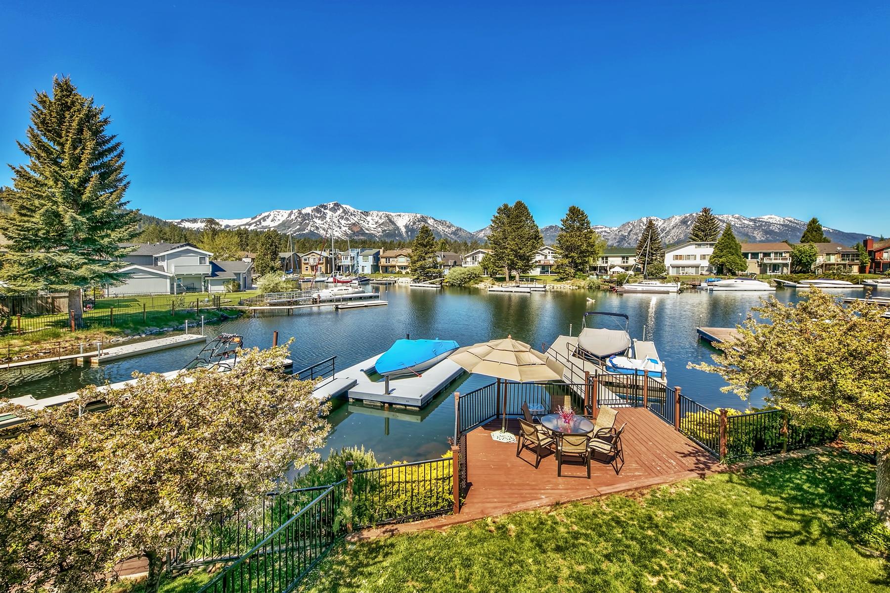 Single Family Homes por un Venta en 560 Alpine Drive, South Lake Tahoe, CA 96150 560 Alpine Drive South Lake Tahoe, California 96150 Estados Unidos