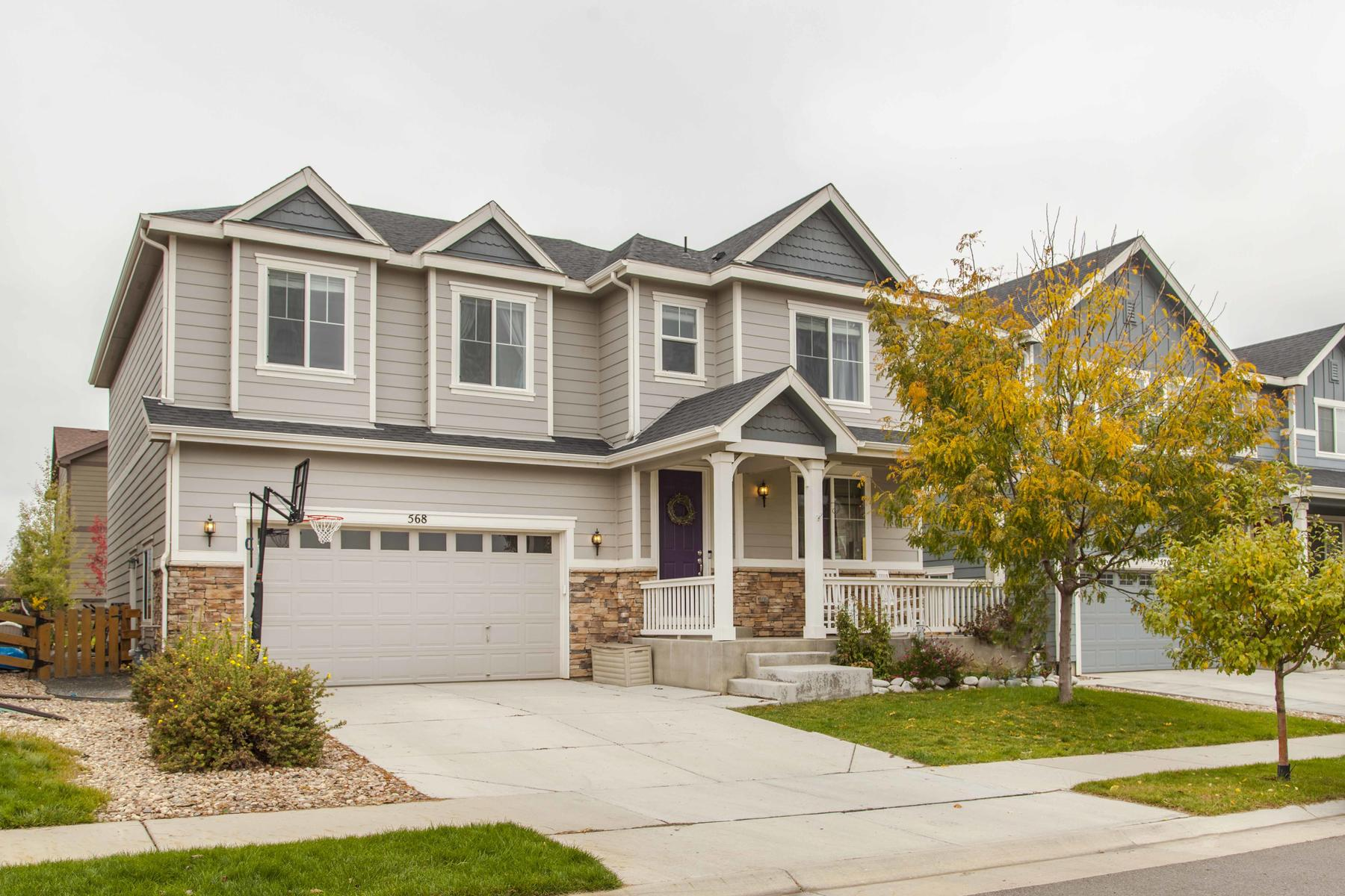 Additional photo for property listing at Contemporary Living Close To Everything 568 Gallegos Cir Erie, Colorado 80516 United States