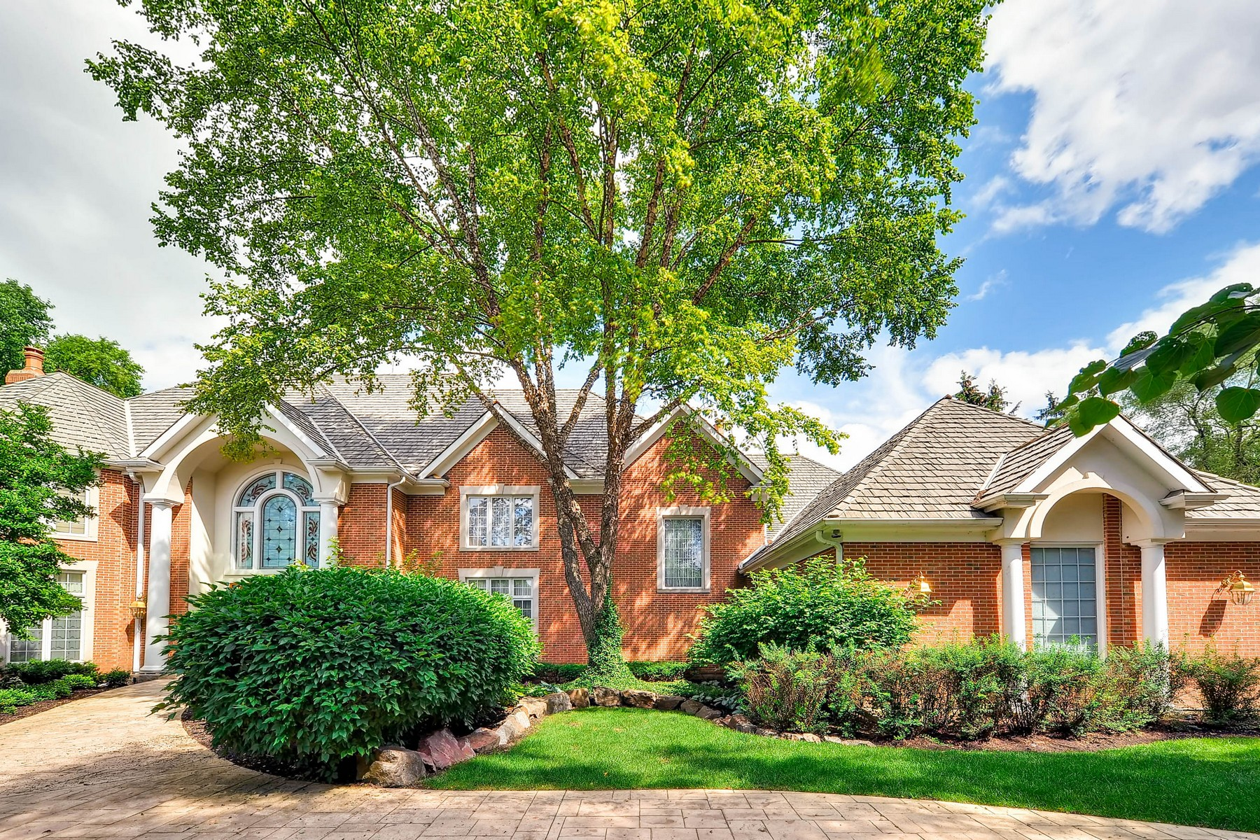 Single Family Home for Sale at Prepare To Be Wowed 33 Polo Drive South Barrington, Illinois 60010 United States