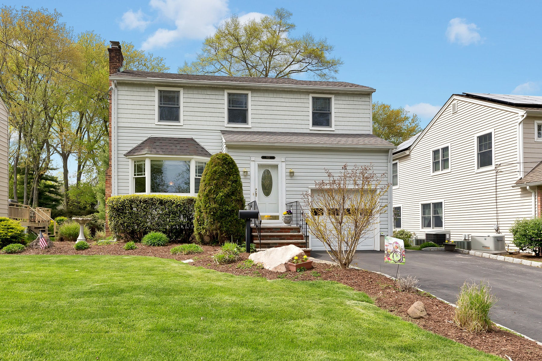 Single Family Homes for Sale at Open Concept Living 921 Coolidge St Westfield, New Jersey 07090 United States