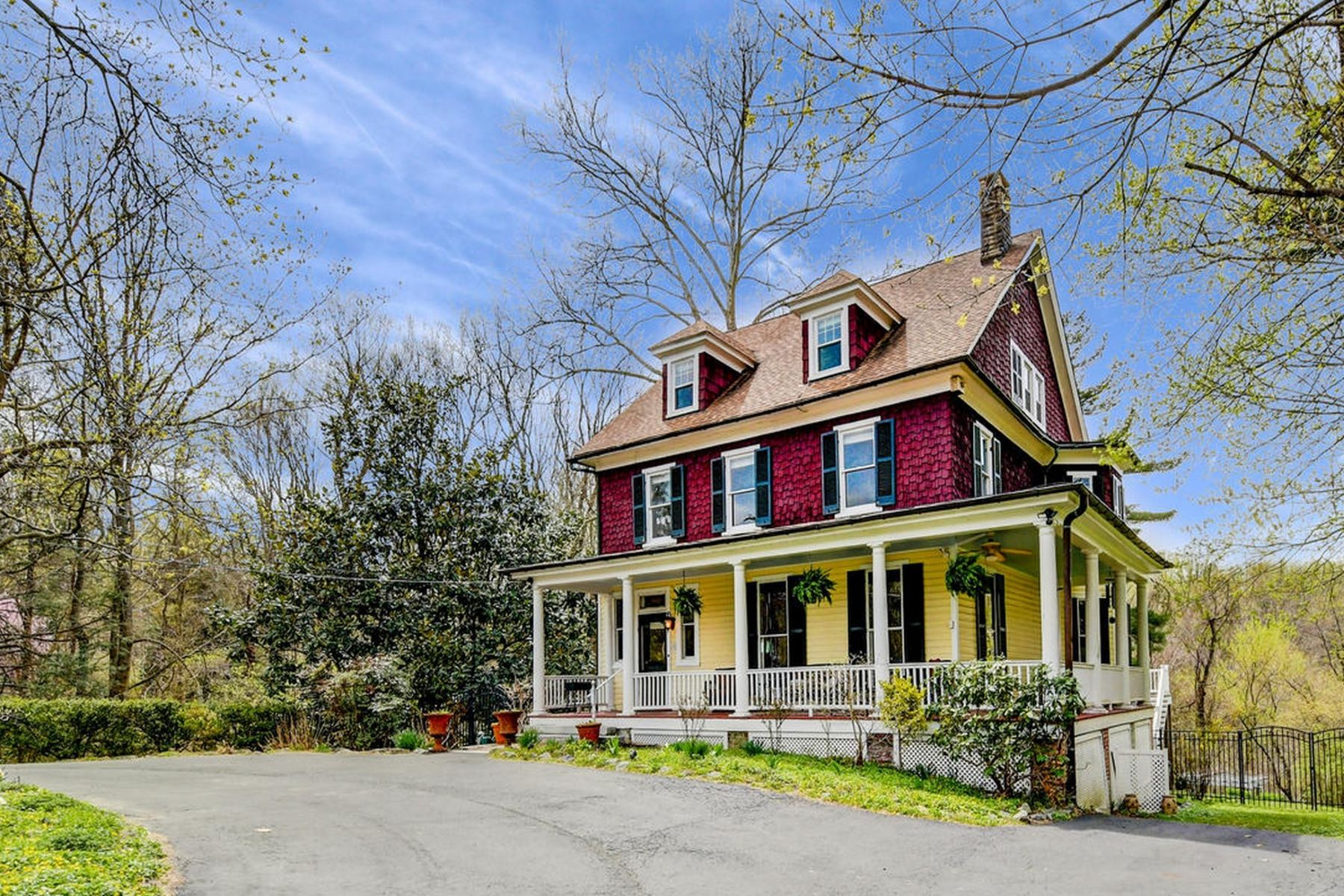 single family homes for Active at Crow's Nest 3892 College Avenue Ellicott City, Maryland 21043 United States