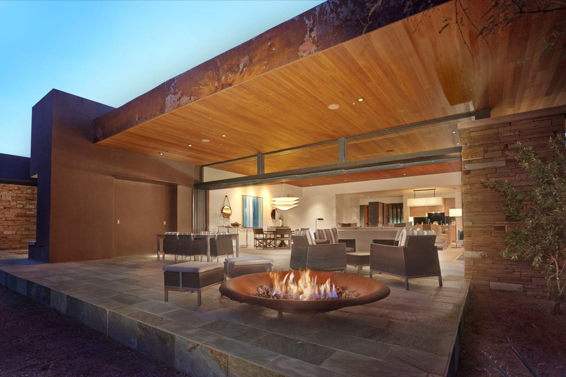 一戸建て のために 売買 アット Top Destination-Full Service Residential Experience 5000 E Via Estancia Miraval 9, Tucson, アリゾナ, 85739 アメリカ合衆国