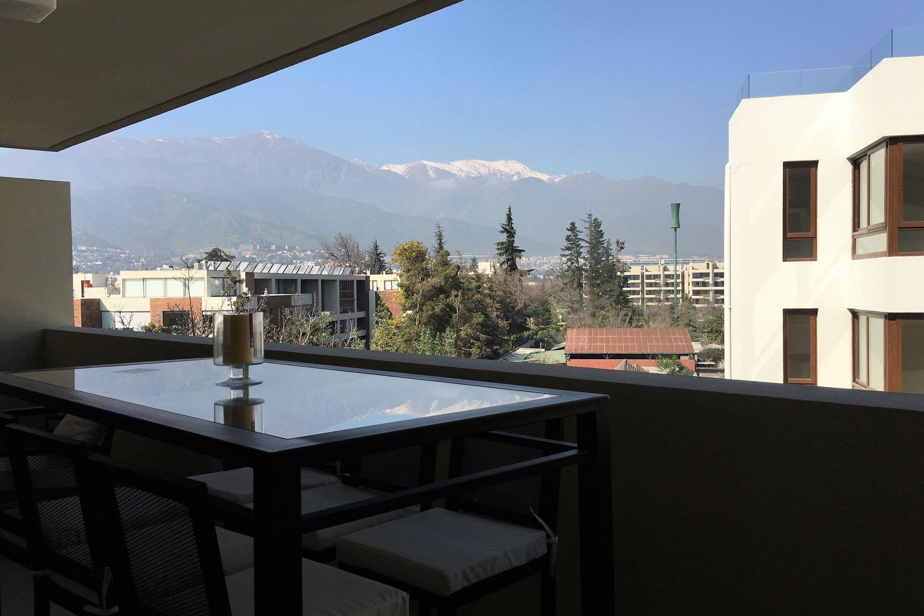 واحد منزل الأسرة للـ Rent في New apartment close to Portal La Dehesa and steps away from highways Lo Barnechea, Santiago, Region Metropolitana De Santiago Chile