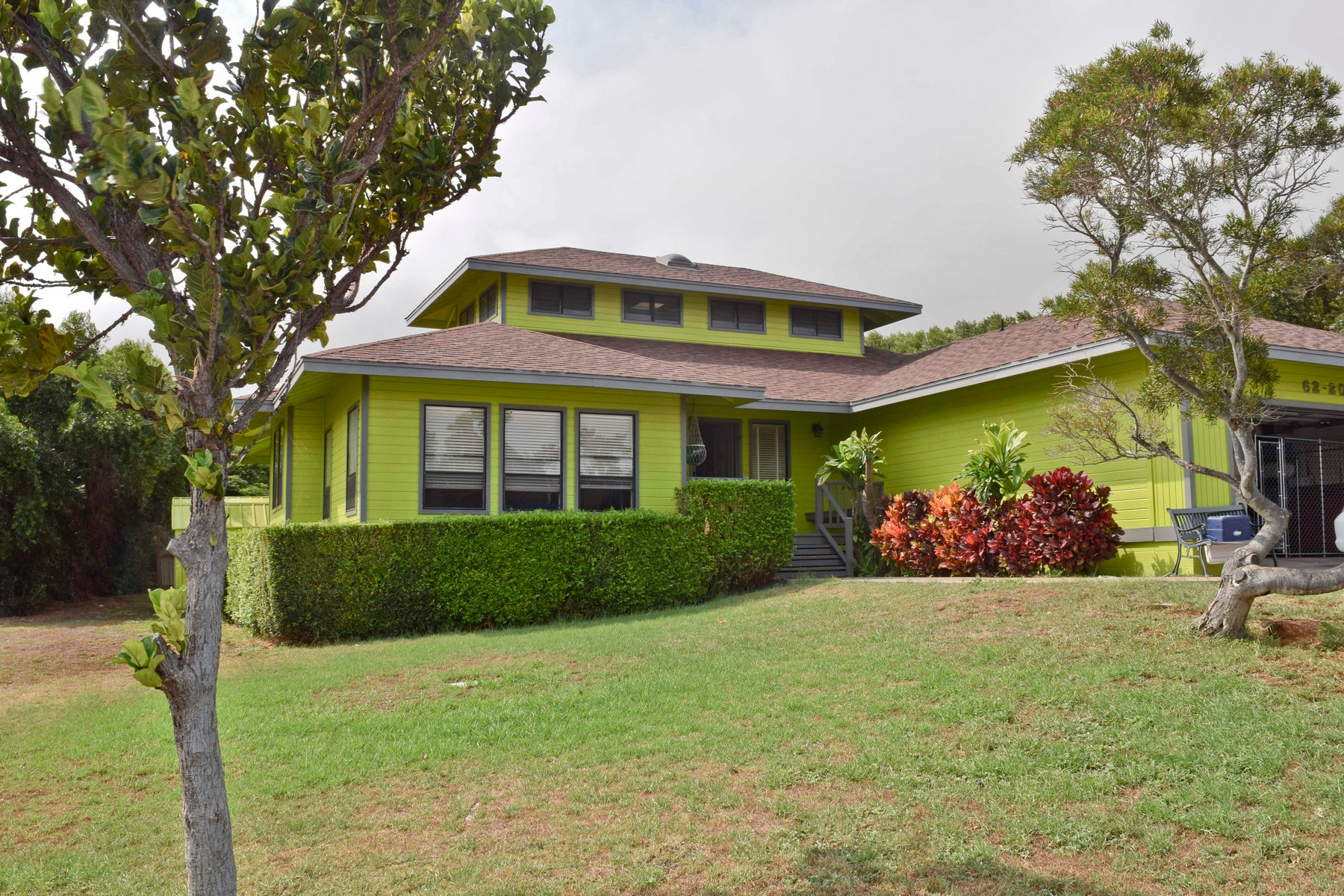 Single Family Home for Active at 62-2054 Mahua St. Waimea, Hawaii 96743 United States