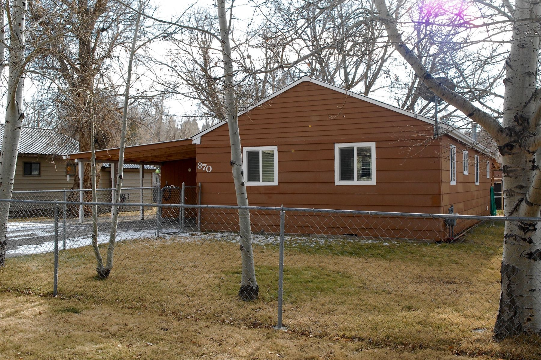 Single Family Home for Sale at Easy Living in Meeker 870 Water Street Meeker, Colorado 81641 United States