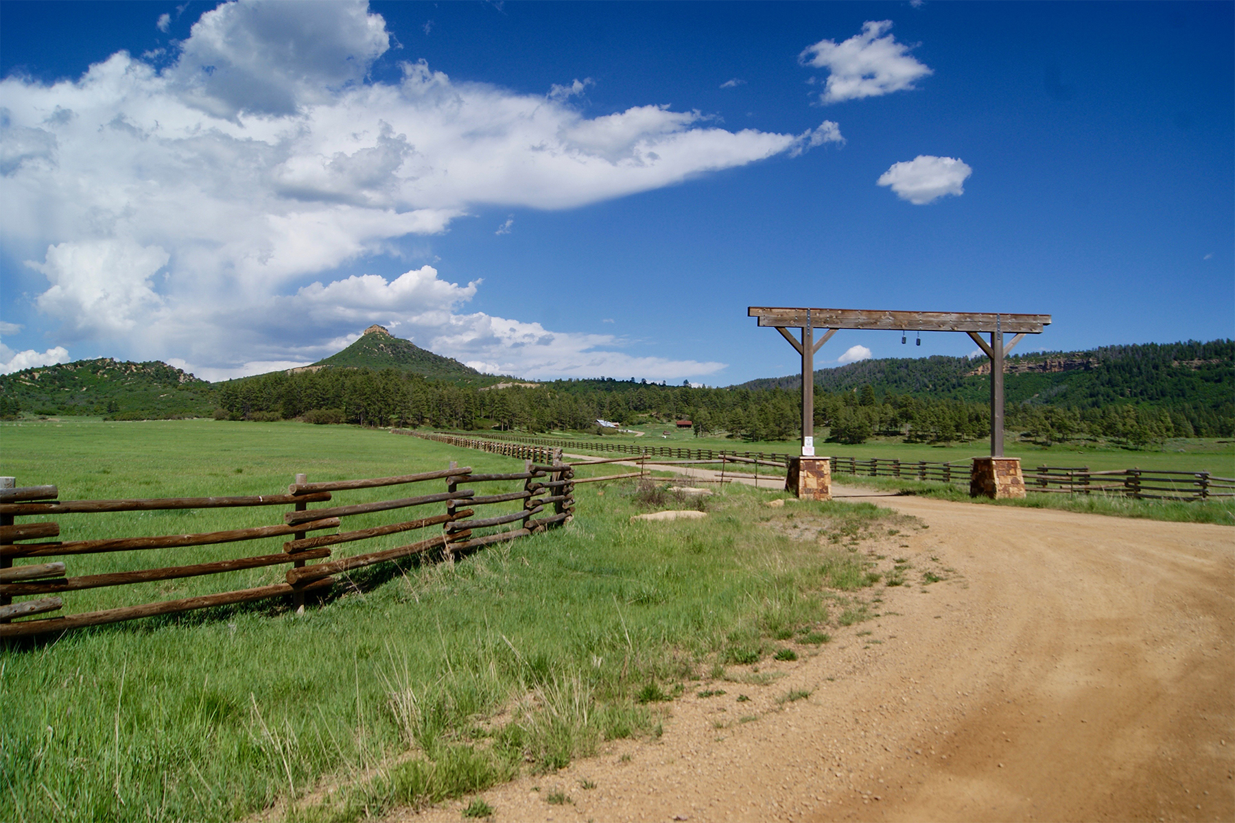 Land for Active at Maggie Rock Ranch 72 Sponsel Lane Hesperus, Colorado 81326 United States