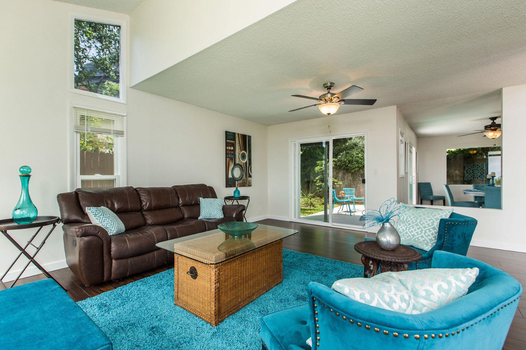 Additional photo for property listing at Contemporary Haiku Village 46-014 Kuneki Place Kaneohe, Hawaii 96744 United States