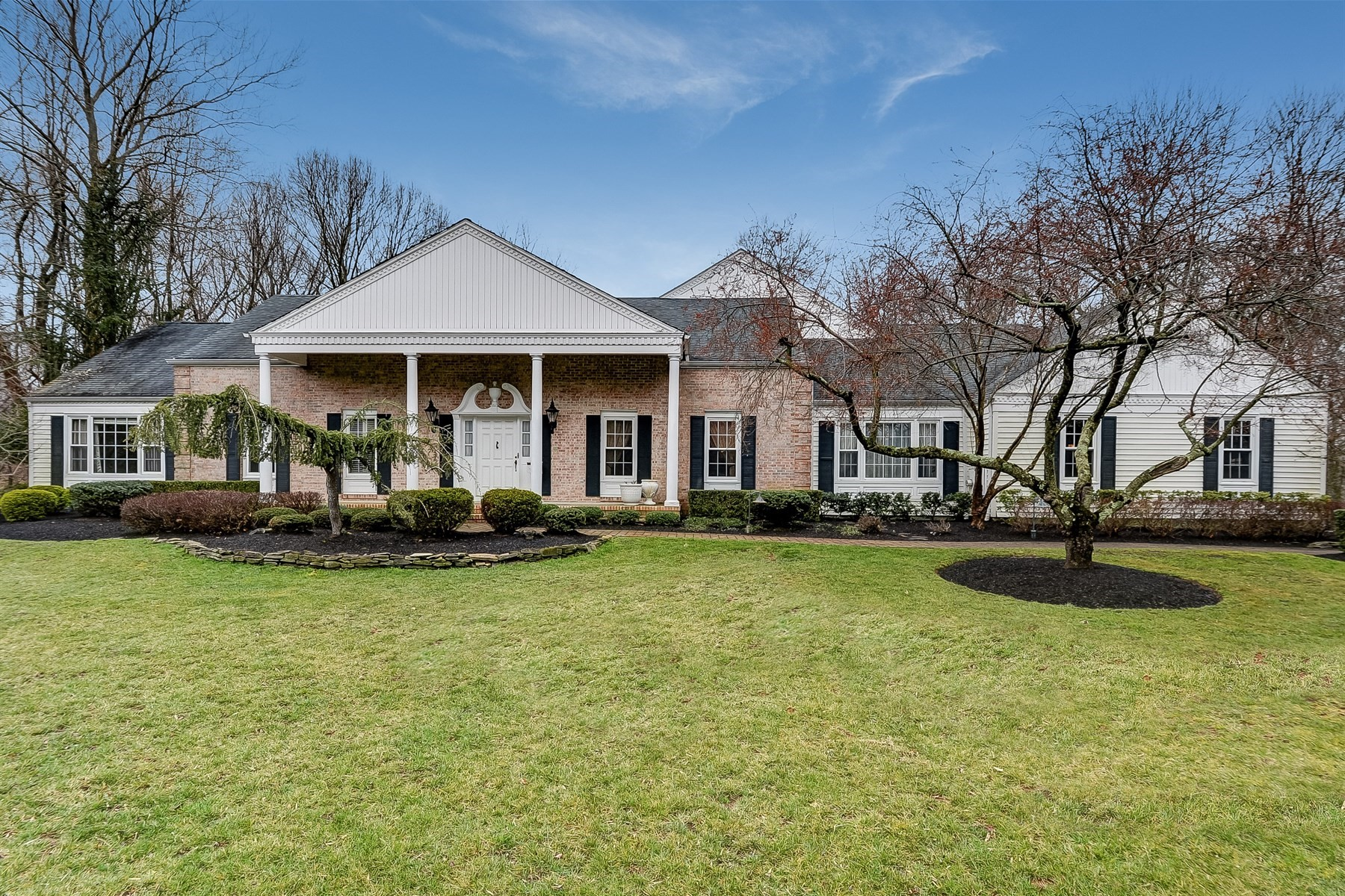 Single Family Home for Sale at Impeccable Home in Every Way 31 Blackbriar Drive Colts Neck, New Jersey, 07722 United States