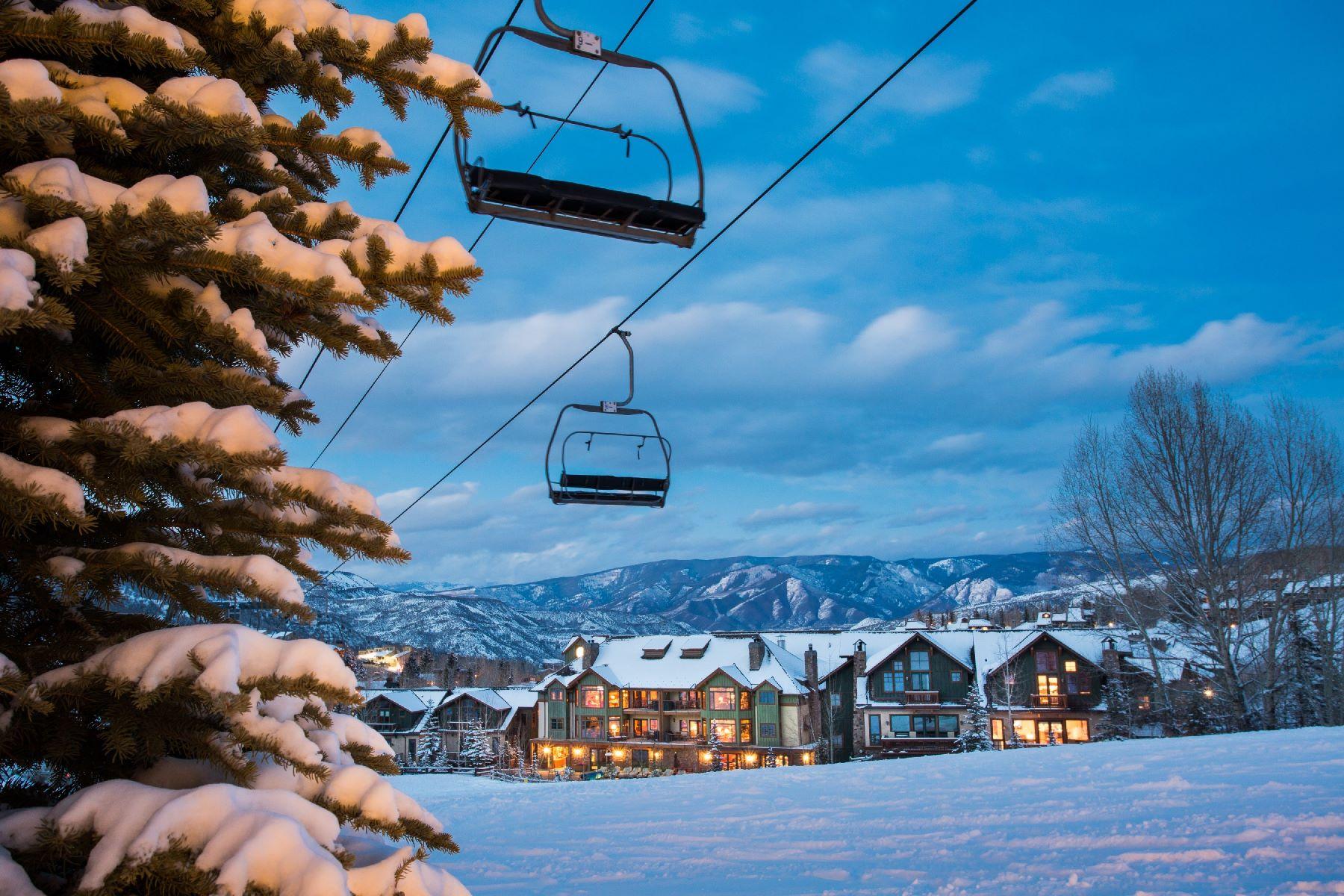 Долевое владение для того Продажа на Deeded Parking Space 65 Timbers Club Court S50, Snowmass Village, Колорадо, 81615 Соединенные Штаты