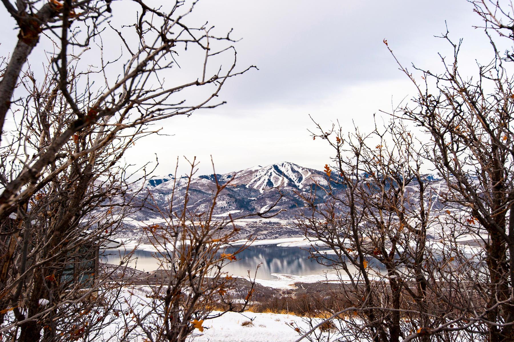 Mark för Försäljning vid Spectacular Views of Jordanelle and Deer Valley 1105 E Black Hawk Way, Hideout Canyon, Utah 84032 Förenta staterna