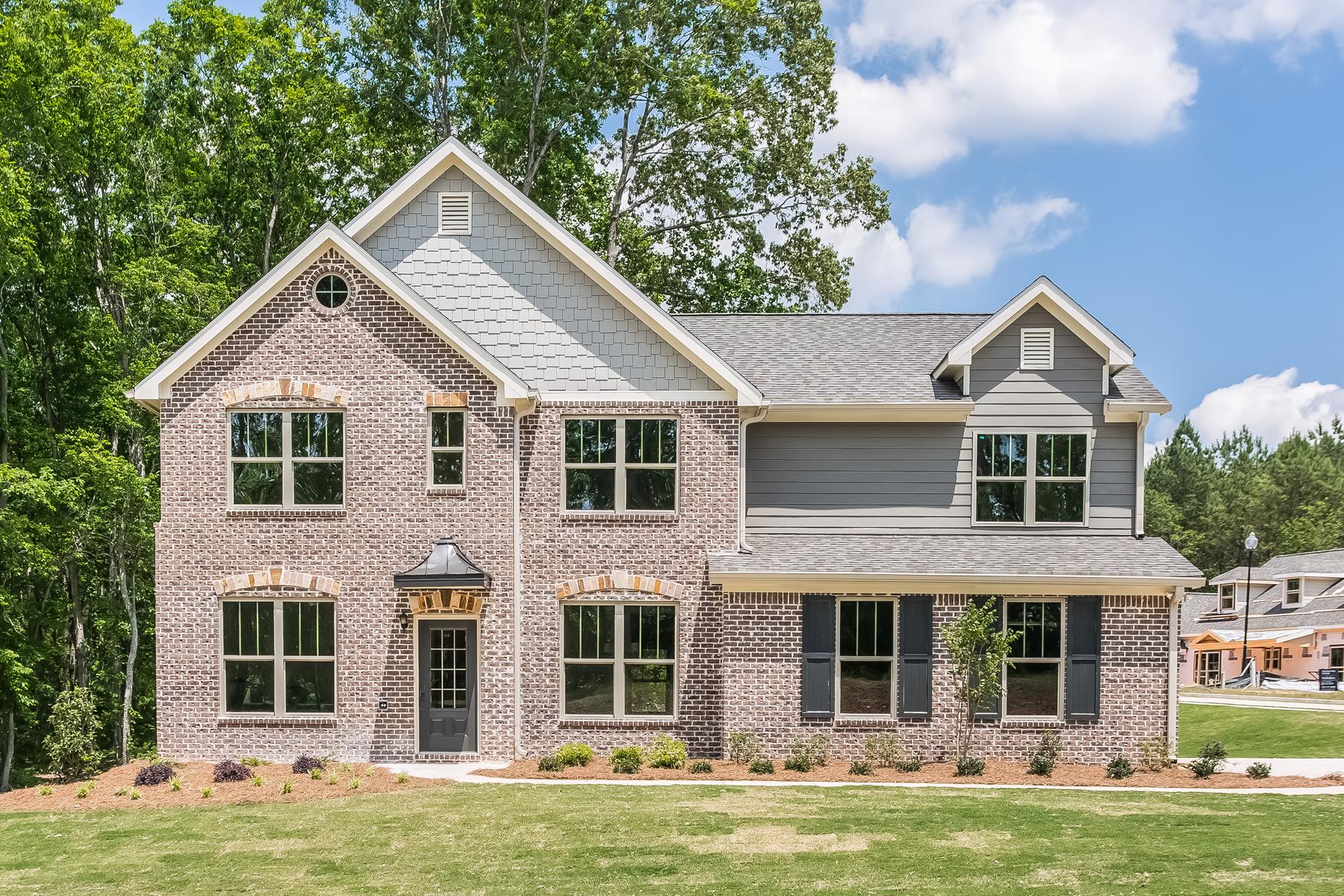 Villa per Vendita alle ore GATED GOLF COURSE NEW CONSTRUCTION 2935 CENTENNIAL DRIVE NE Conyers, Georgia, 30013 Stati Uniti