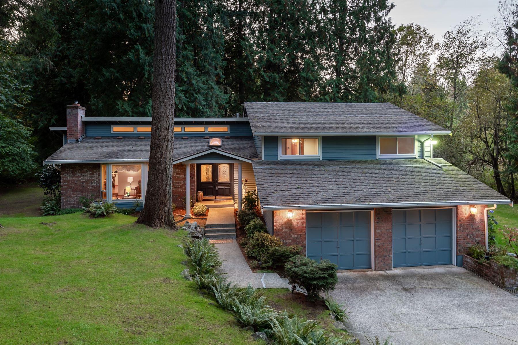 Single Family Homes for Sale at Pine Lake Oasis 3733 221st Ave SE Sammamish, Washington 98075 United States