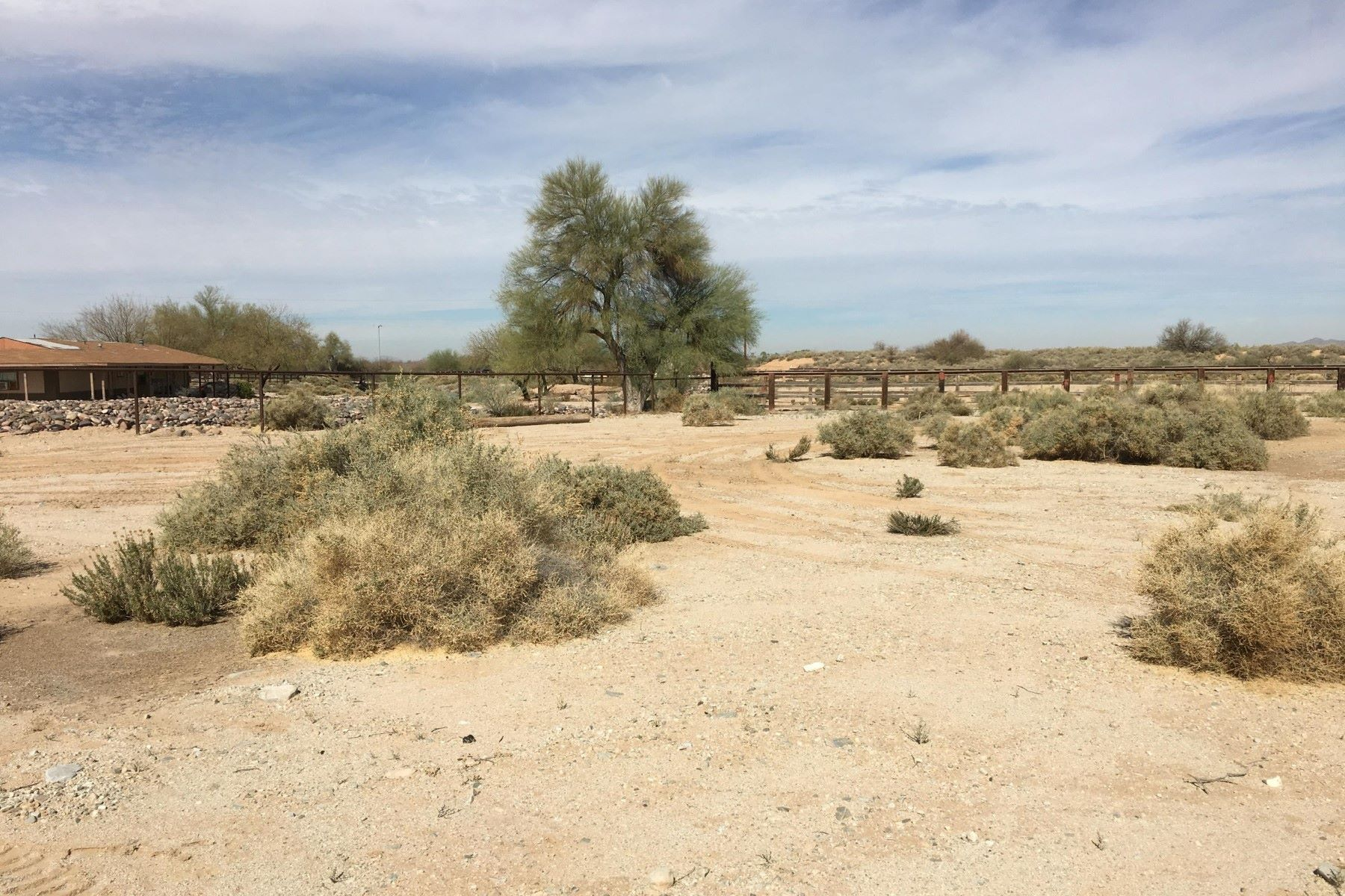 Land for Sale at Wonderful Lot in Foothills of Eagle Mountain 223XX W Eagle Mountain RD Buckeye, Arizona 85326 United States