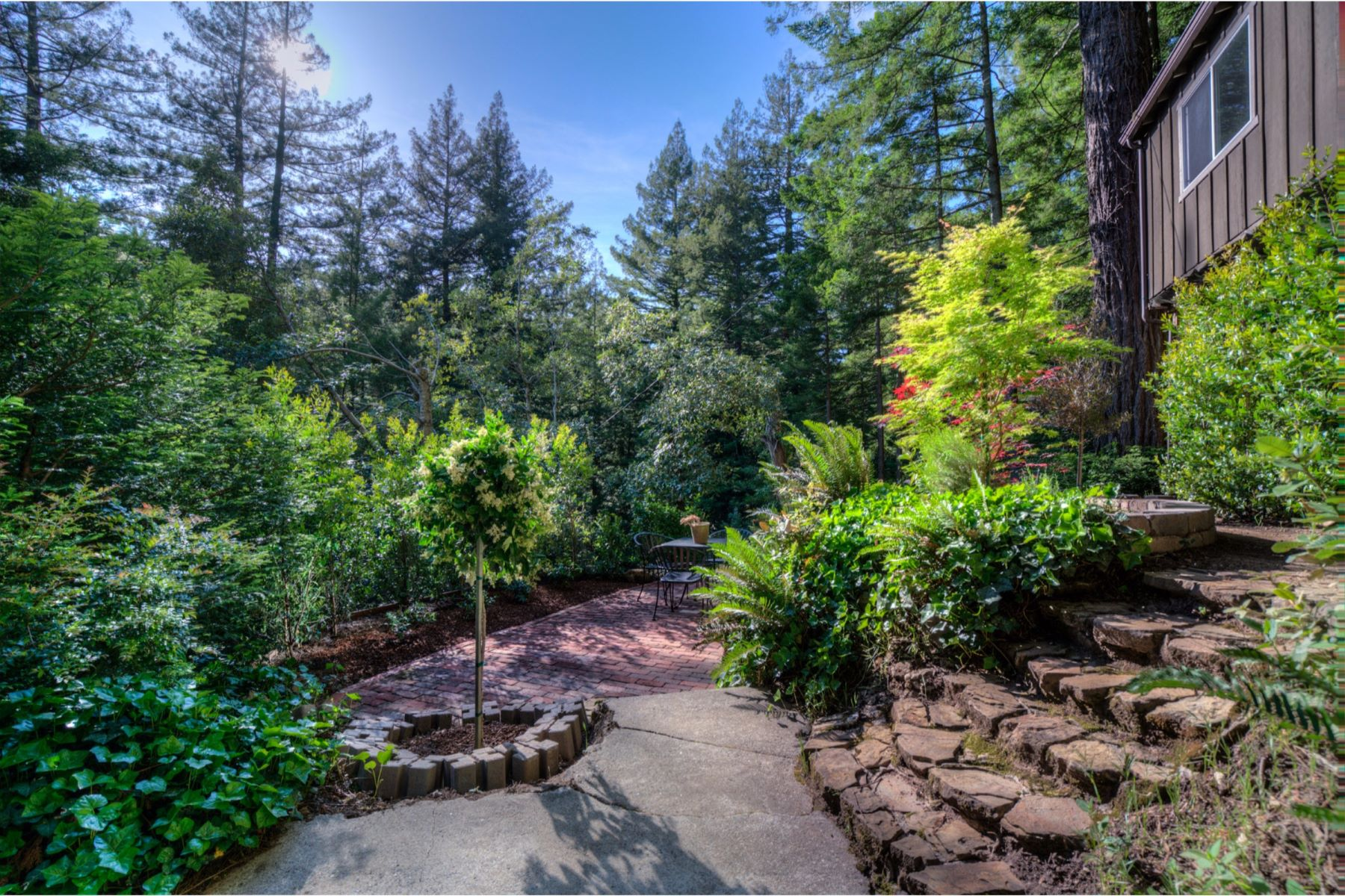 Single Family Home for Sale at 6 Bret Harte Drive Woodside, California 94062 United States