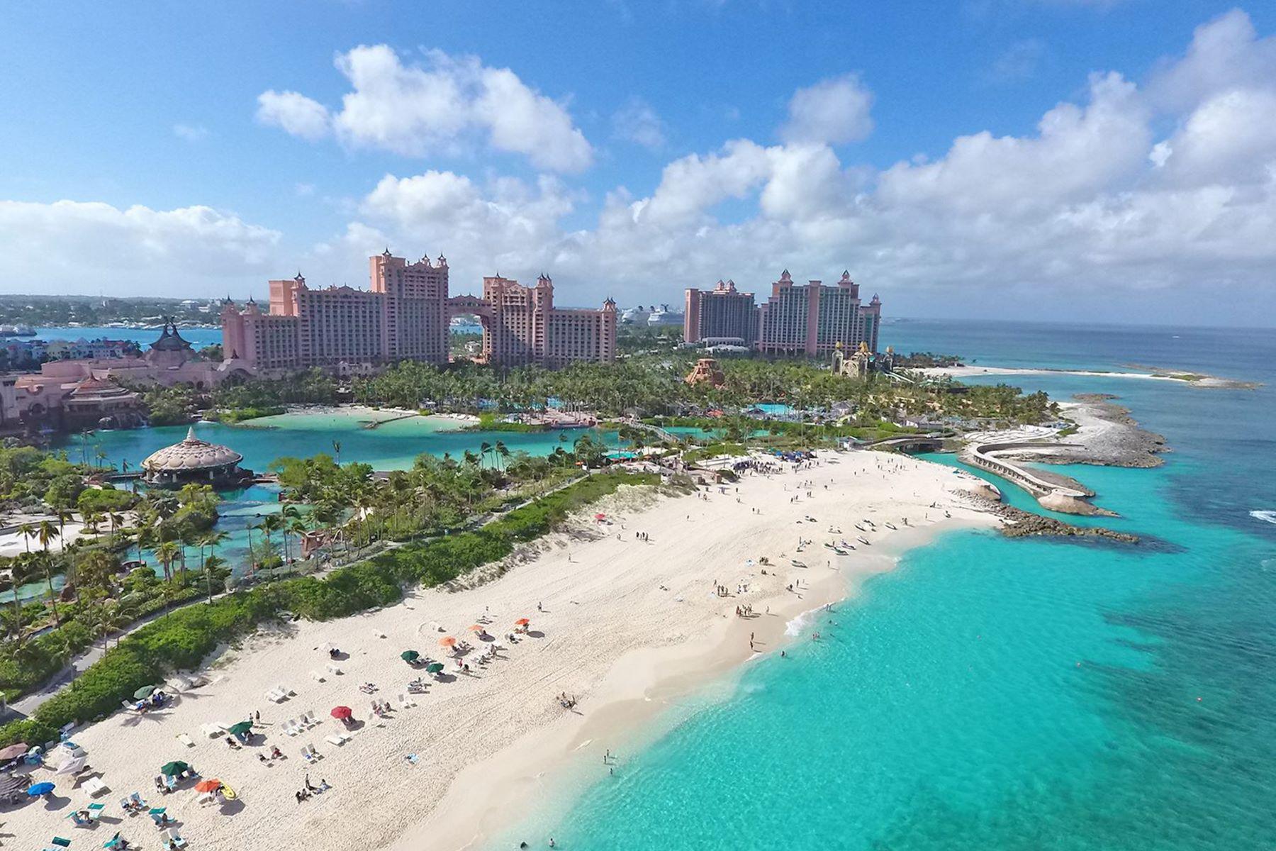 共管式独立产权公寓 为 销售 在 The Reef 9-910 天堂岛, 新普罗维登斯/拿骚, 巴哈马