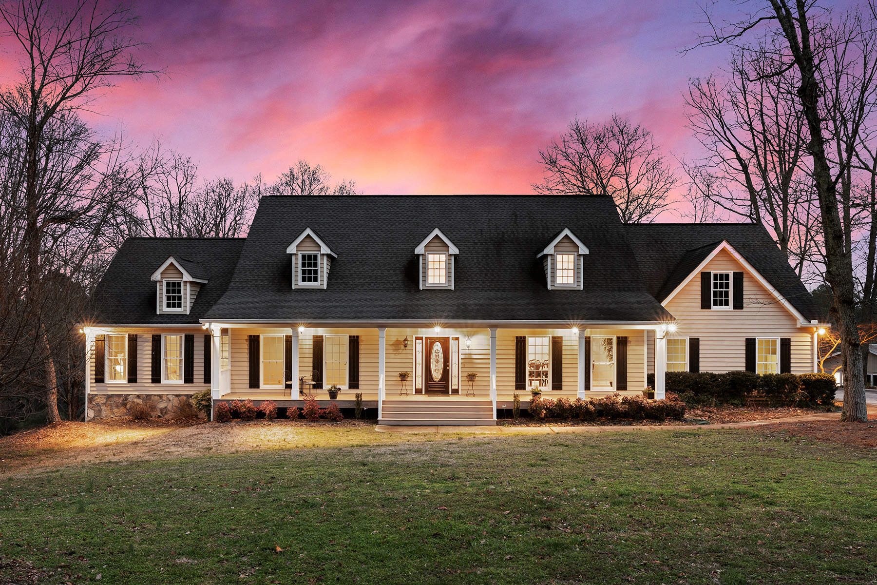 Single Family Homes for Active at Magnolia Farm, A Private Equestrian Estate 616 Mountain Road Woodstock, Georgia 30188 United States