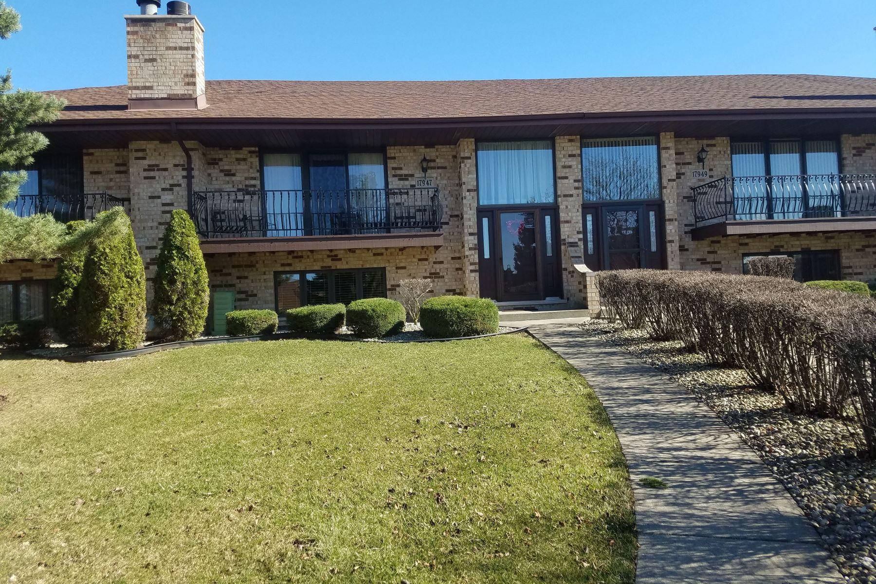 独户住宅 为 销售 在 17947 Andrea Drive 17947 Andrea Drive 奥兰帕克, 伊利诺斯州 60462 美国
