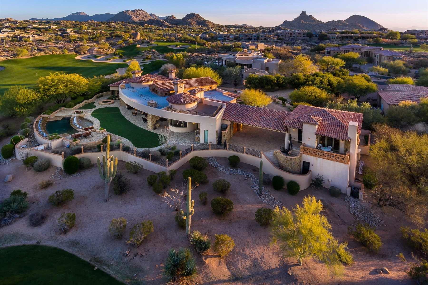 Single Family Home for Sale at Talus At Troon North 10232 E Cinder Cone Trl, Scottsdale, Arizona, 85262 United States