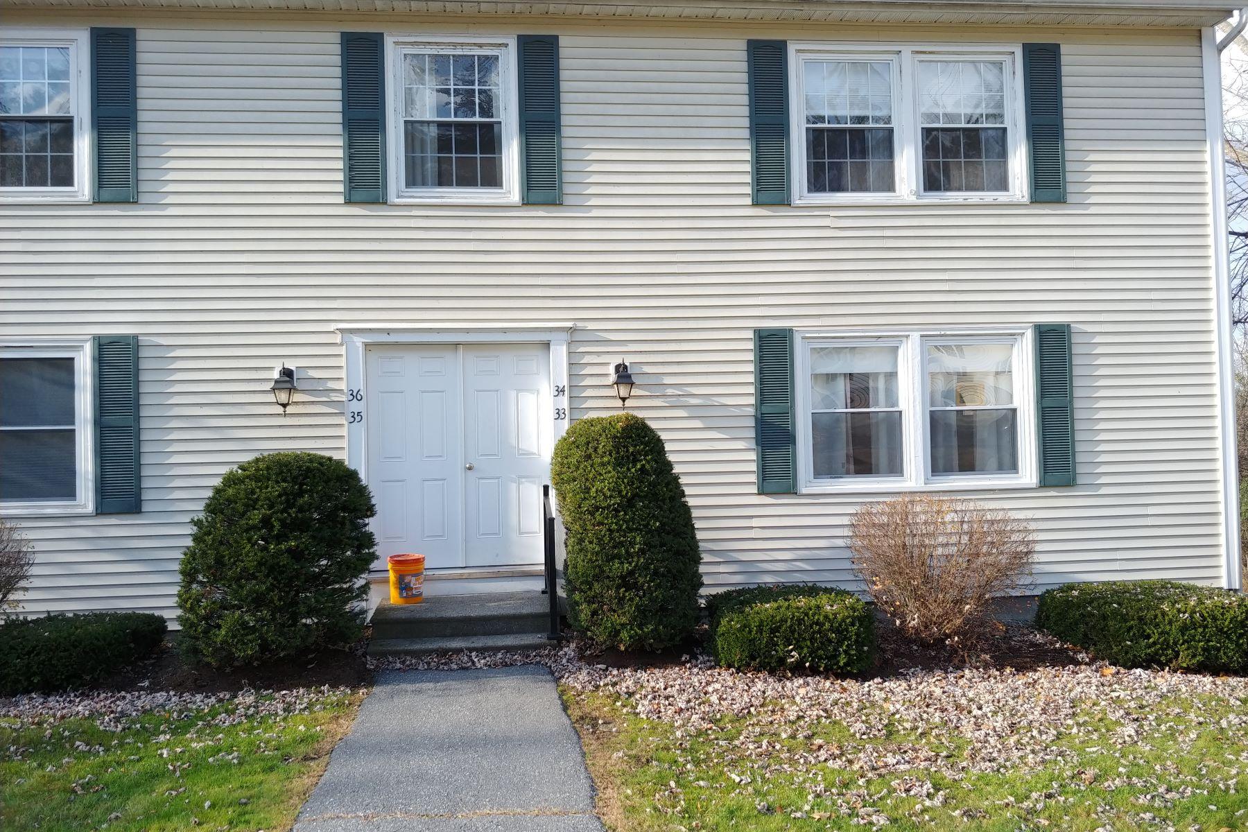 Condominiums for Sale at Two Bedroom Condo in Lebanon 204 Mechanic Street Unit 34 Lebanon, New Hampshire 03766 United States