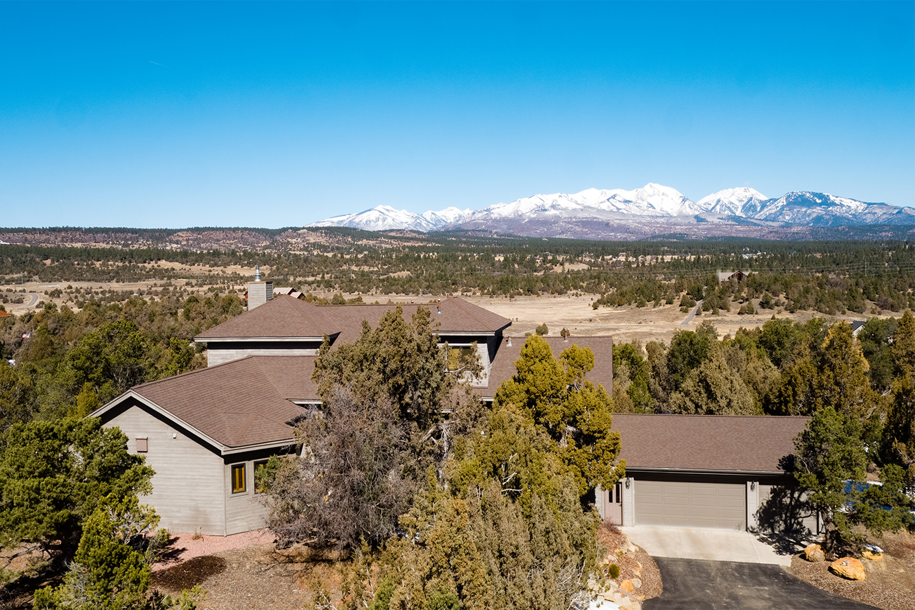 Single Family Home for Active at 208 Deer Valley Road 208 Deer Valley Road Hesperus, Colorado 81301 United States