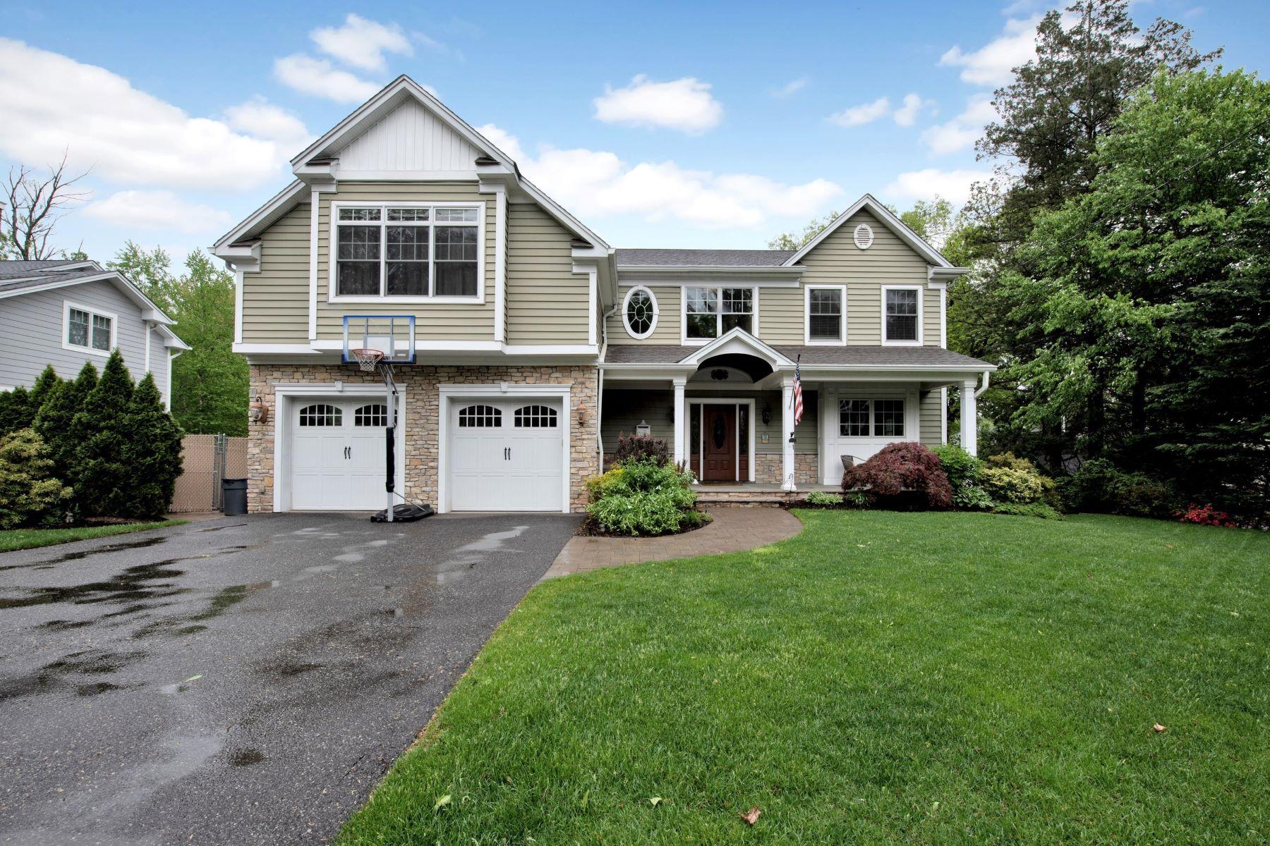 Частный односемейный дом для того Продажа на Beautiful & Well Maintained 270 Brookside Ave, Cresskill, Нью-Джерси 07626 Соединенные Штаты