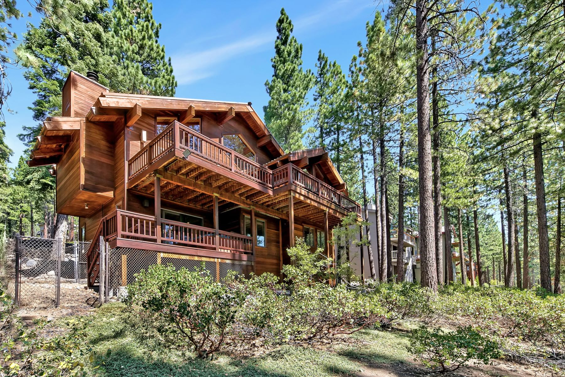 Single Family Homes for Active at Tahoe Lifestyle Awaits You 800 Tyner Way Incline Village, Nevada 89451 United States