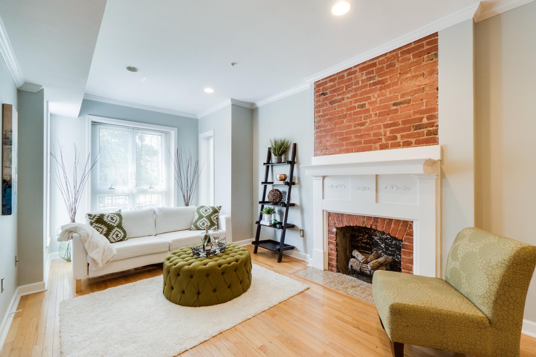 Condomínio para Venda às 1441 Clifton Street Nw 201, Washington Washington, Distrito De Columbia, 20009 Estados Unidos