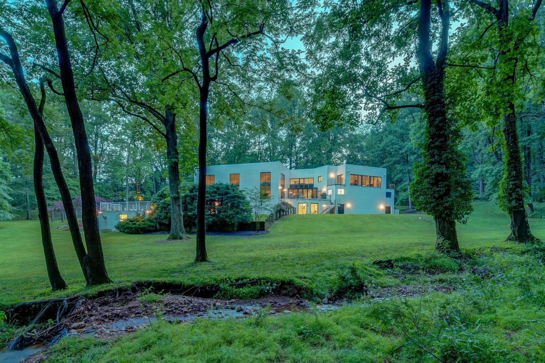 Single Family Homes por un Venta en 10821 Stevenson Road Stevenson, Maryland 21153 Estados Unidos