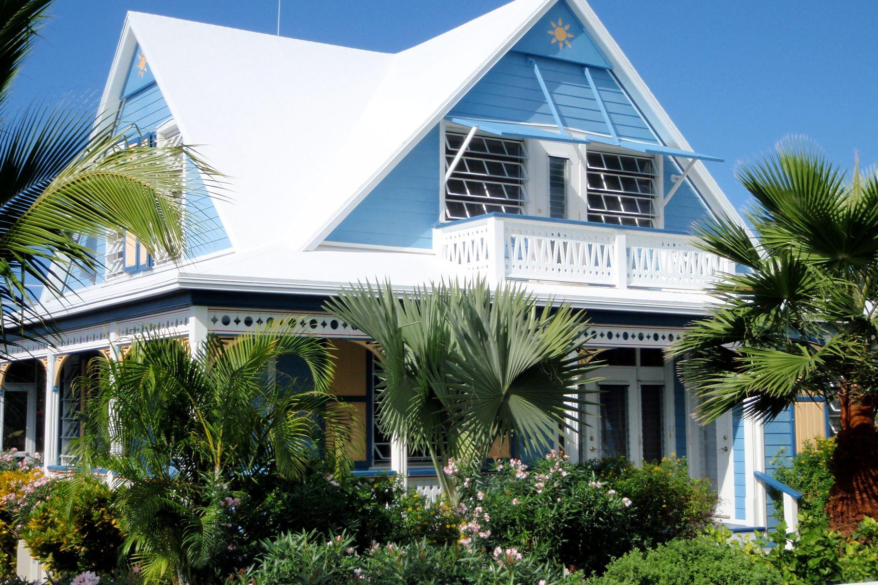 Casa para uma família para Venda às Blue Skies Spanish Wells, Eleuteria, Bahamas