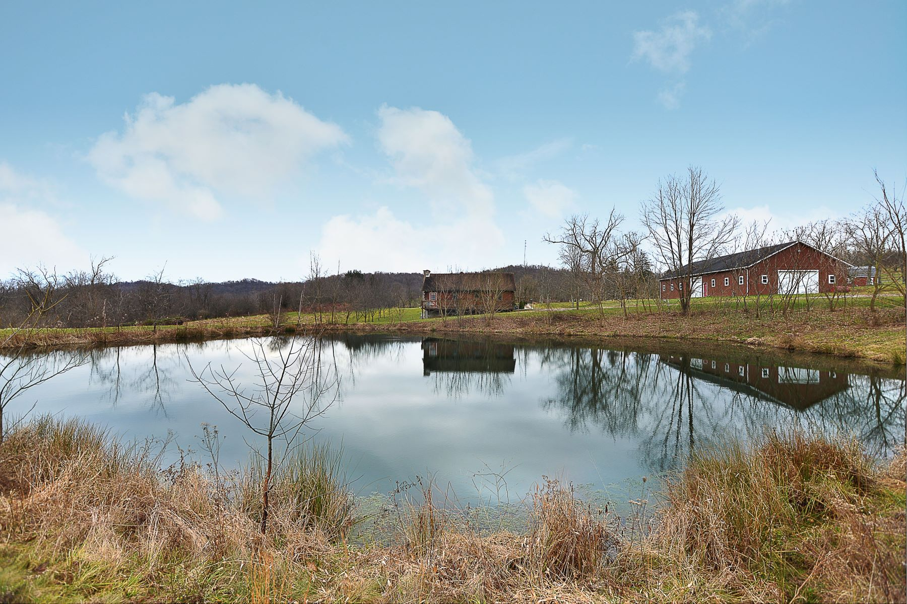 Single Family Homes for Sale at 337 Ten Mile Road Amity, Pennsylvania 15311 United States