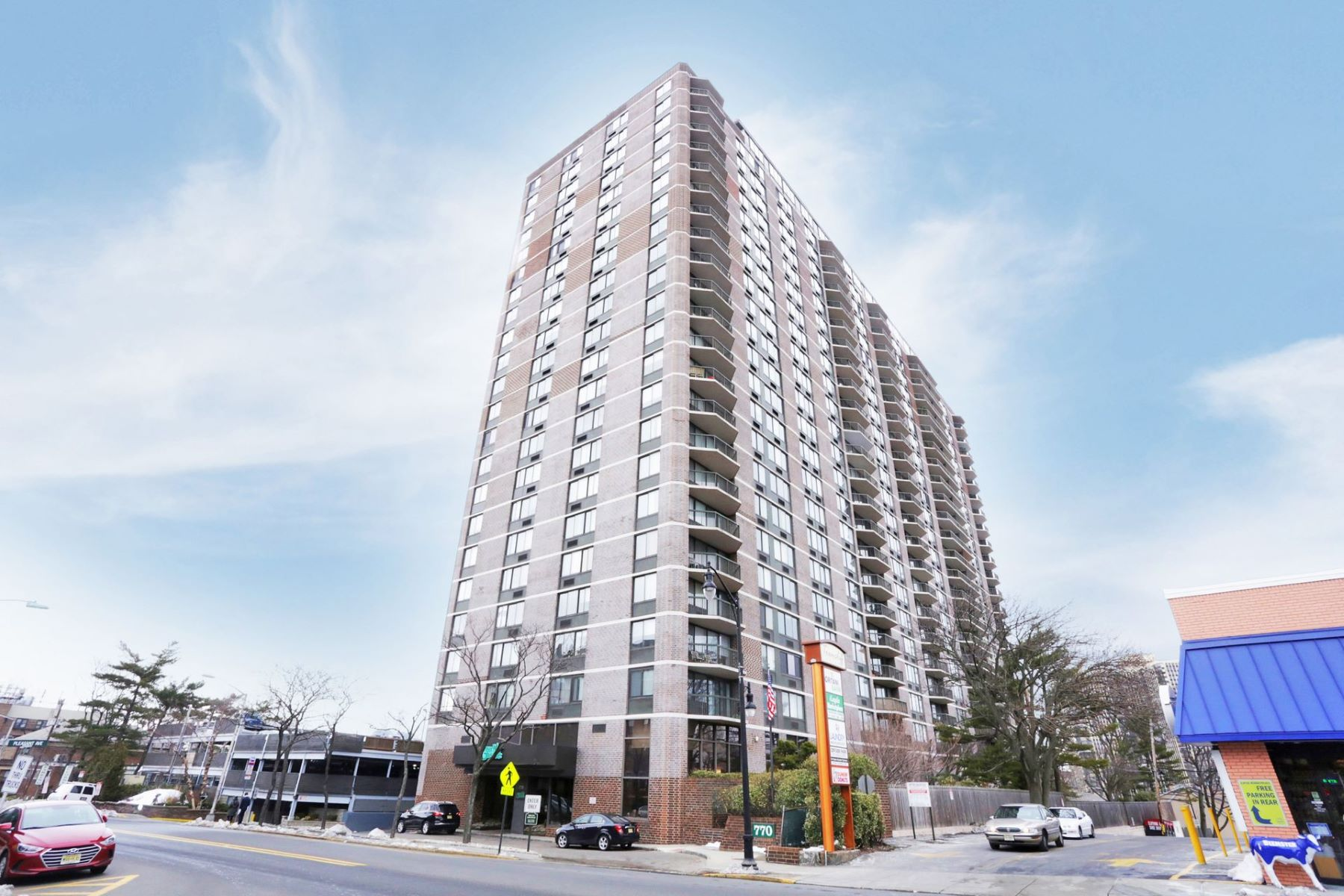 Condominium for Sale at Completely Renovated! 770 Anderson Ave 11P, Cliffside Park, New Jersey 07010 United States