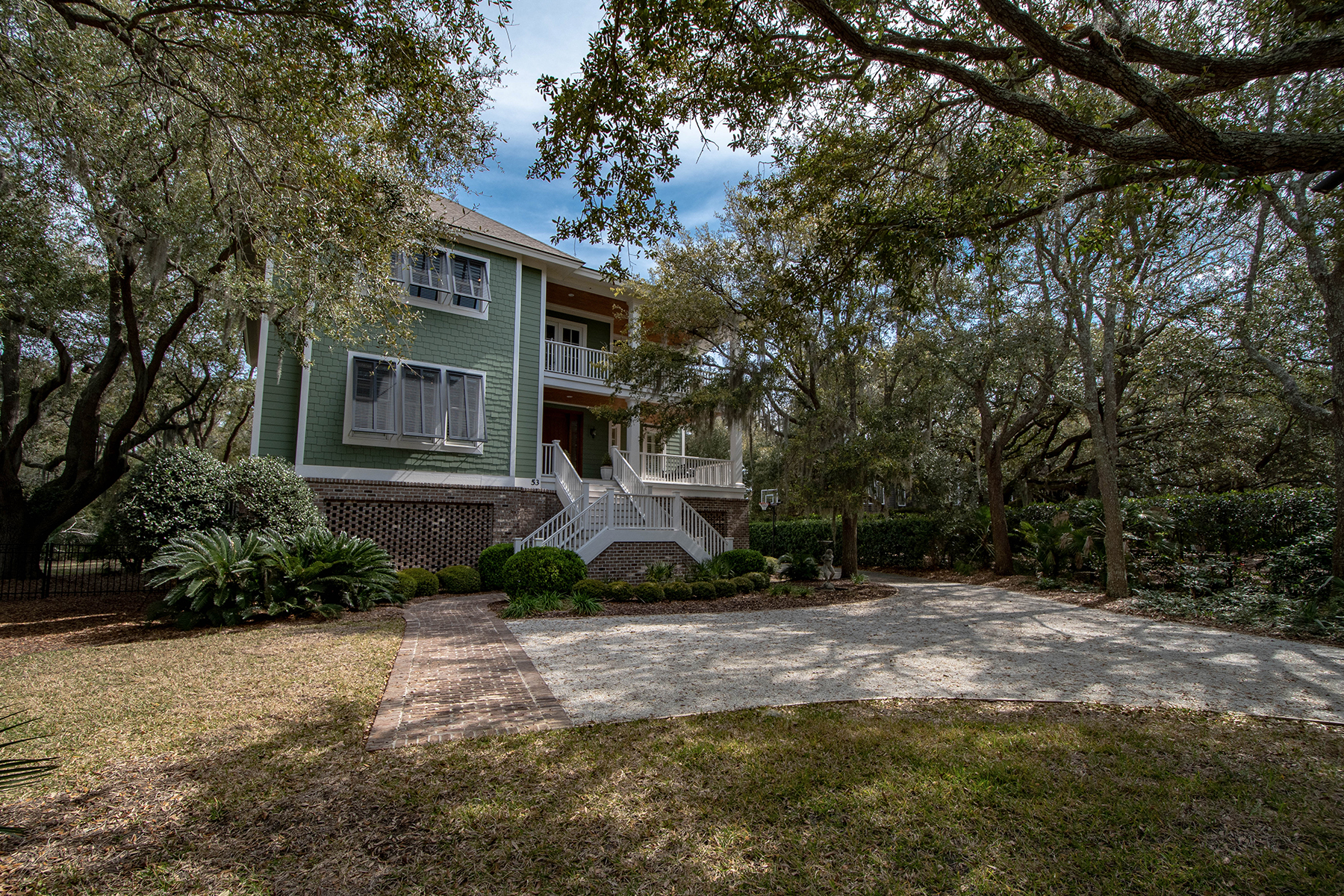 Single Family Homes for Active at 53 Sea Island Drive Georgetown, South Carolina 29440 United States