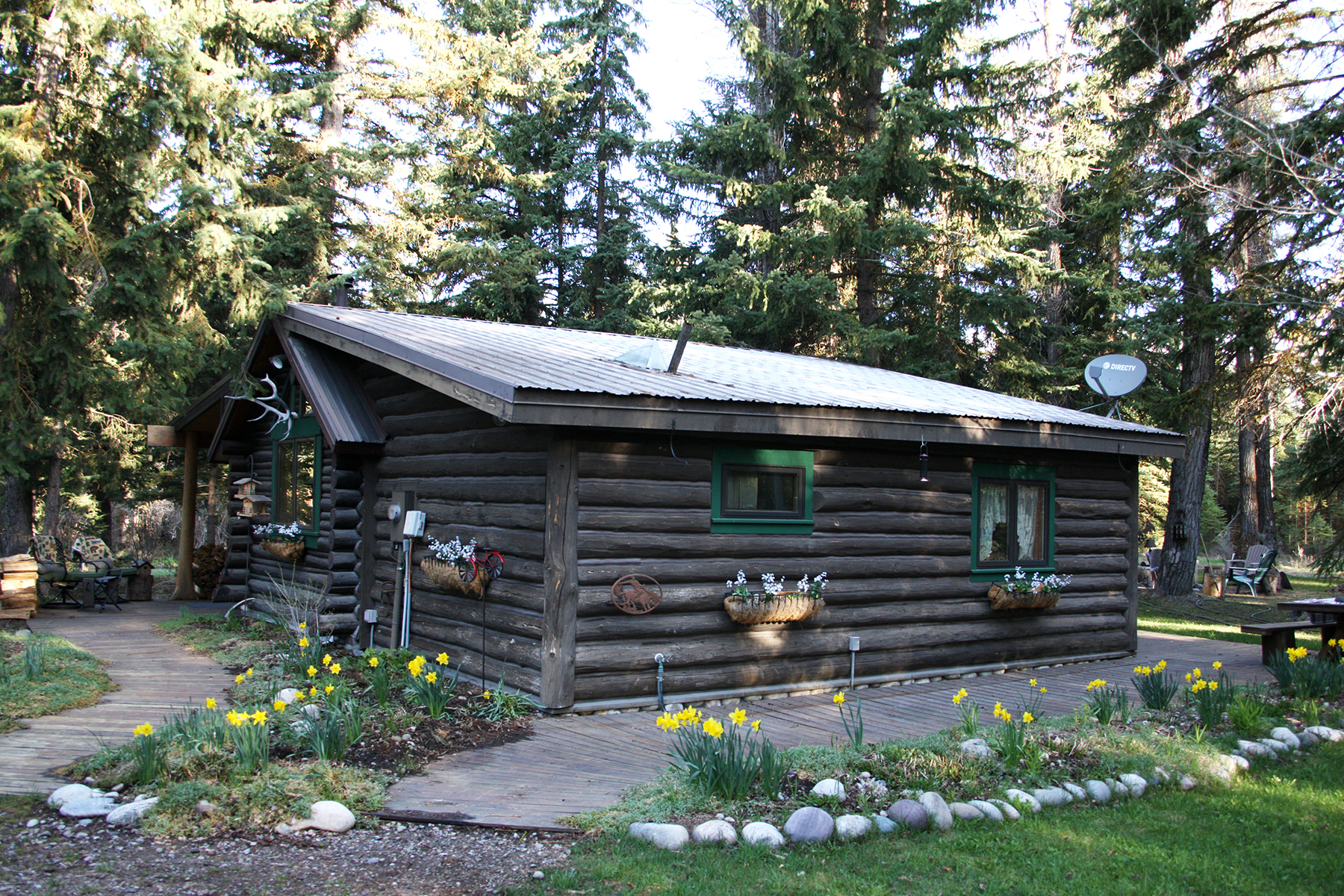 Property for Sale at 6605 N SNAKE RIVER WOODS DR Jackson, Wyoming 83001 United States