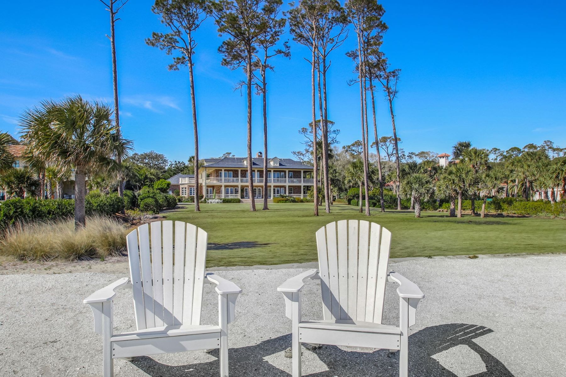 Single Family Homes for Sale at 107 East Twenty Fourth Street, Cottage 144 Sea Island, Georgia 31561 United States