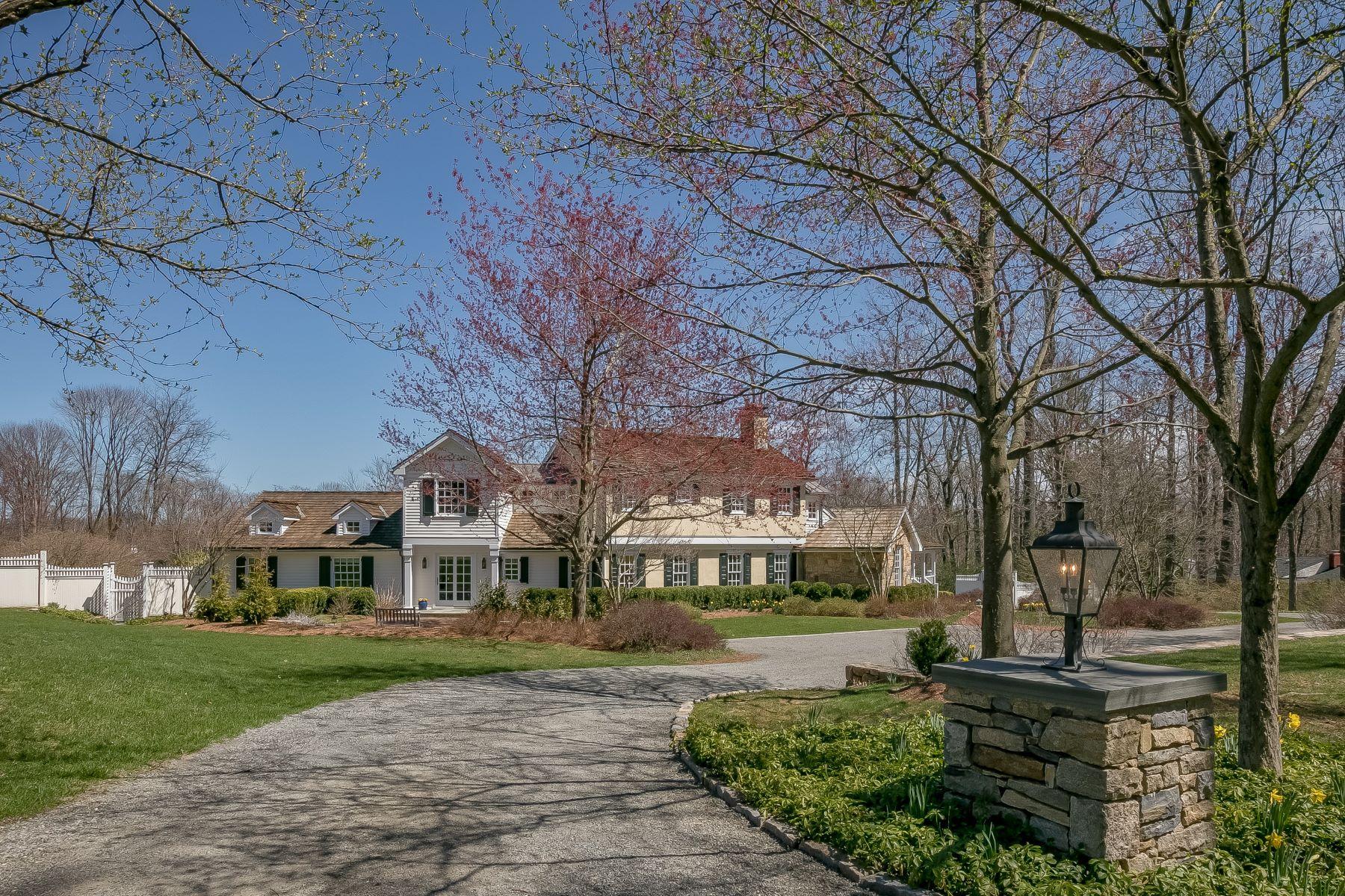 Tek Ailelik Ev için Satış at Classic Americana Meets Modern Design 8 Kennaday Road, Mendham, New Jersey 07945 Amerika Birleşik Devletleri