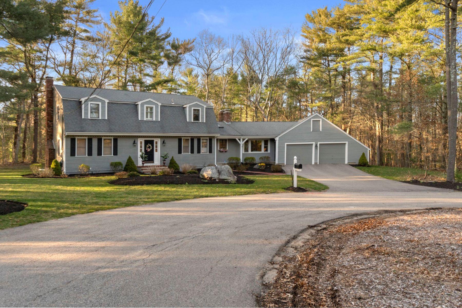 Single Family Homes για την Πώληση στο Duxbury, Μασαχουσετη 02332 Ηνωμένες Πολιτείες